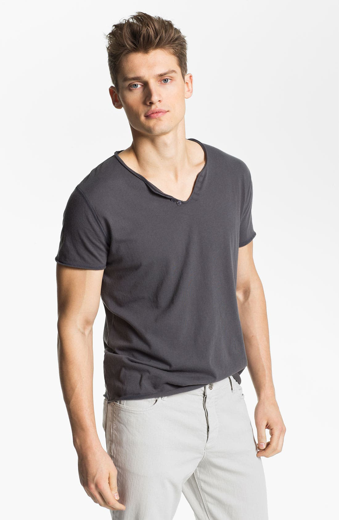 Alternate Image 1 Selected - Zadig & Voltaire Henley T-Shirt