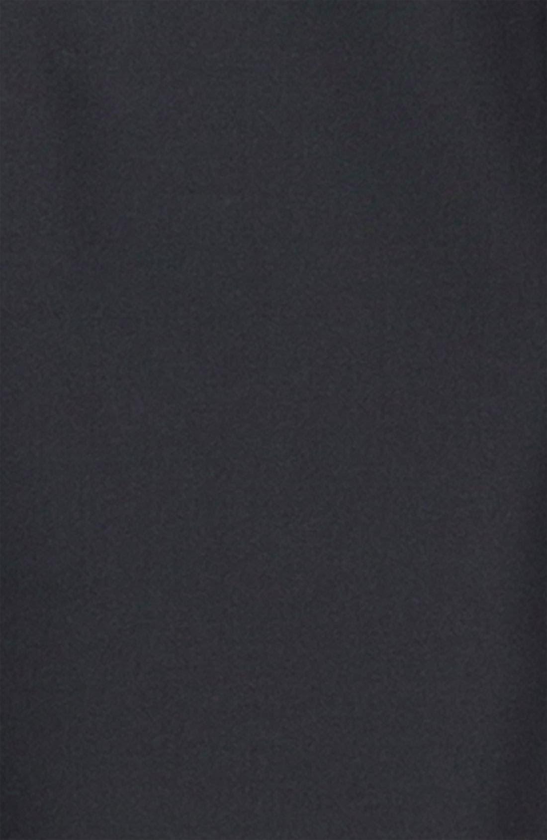 Navy Wool Blazer,                             Alternate thumbnail 3, color,                             Navy