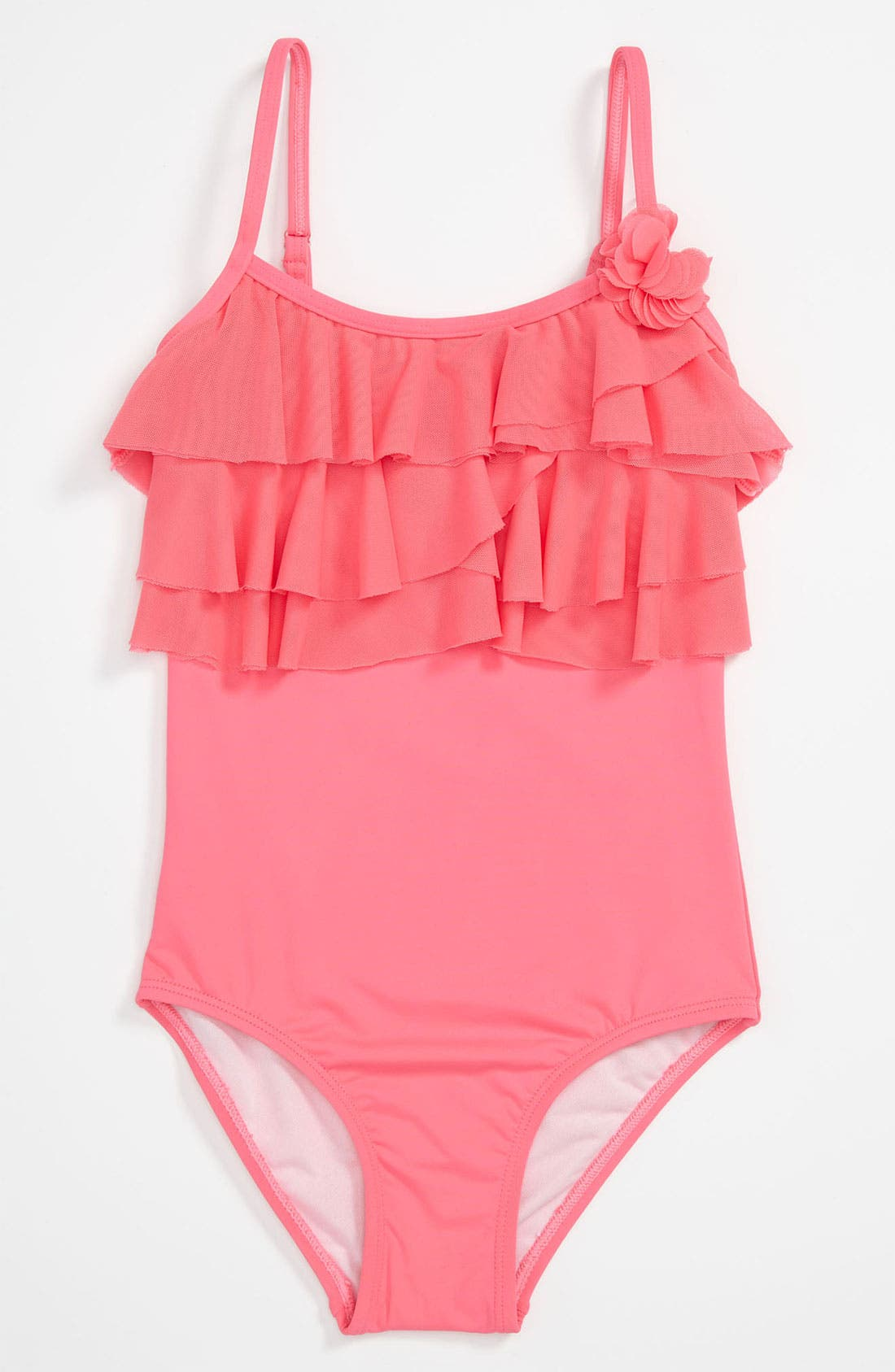Alternate Image 1 Selected - Ray Ray One Piece Swimsuit (Little Girls)