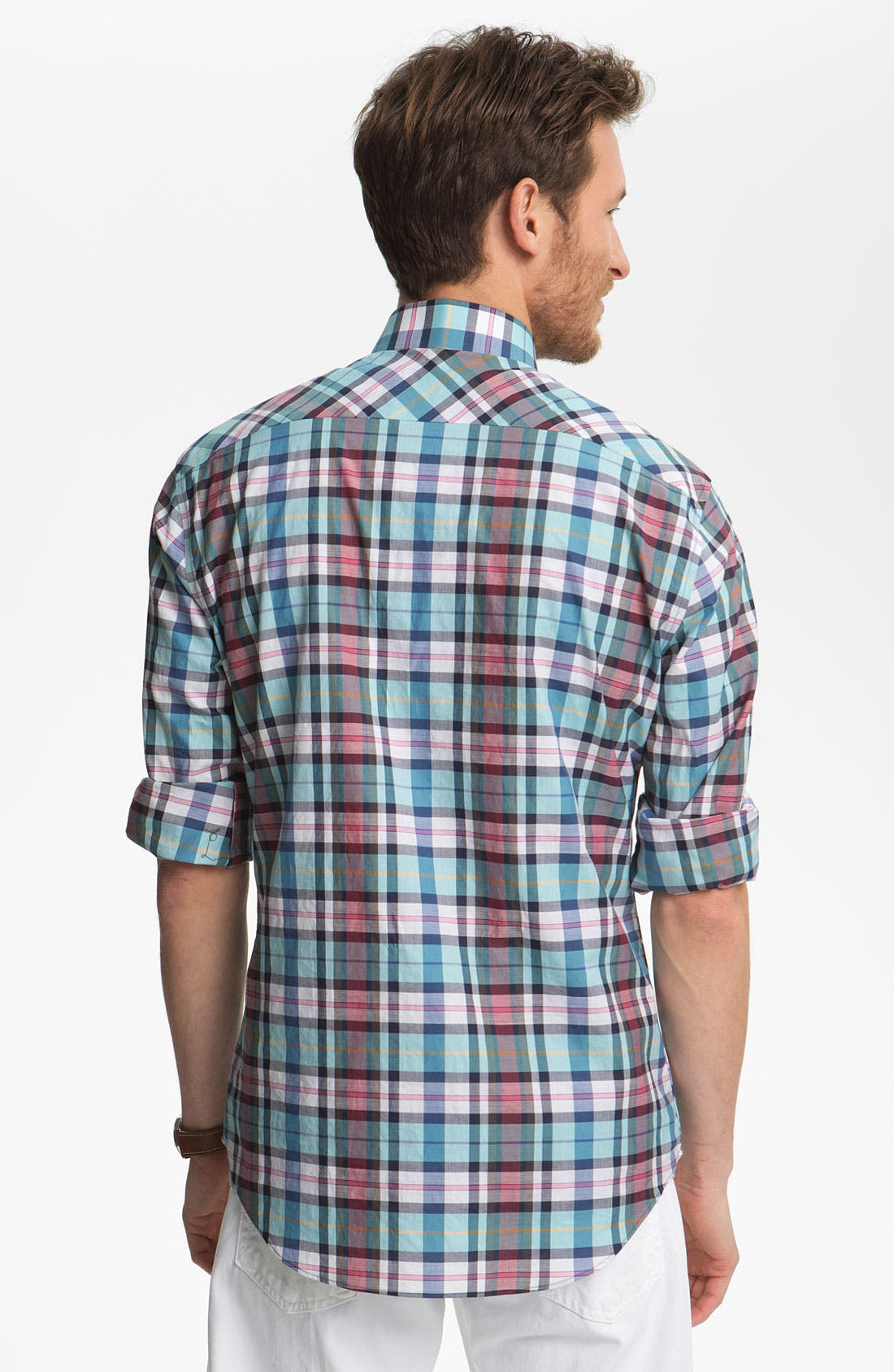 Alternate Image 2  - Zachary Prell 'Annino' Sport Shirt