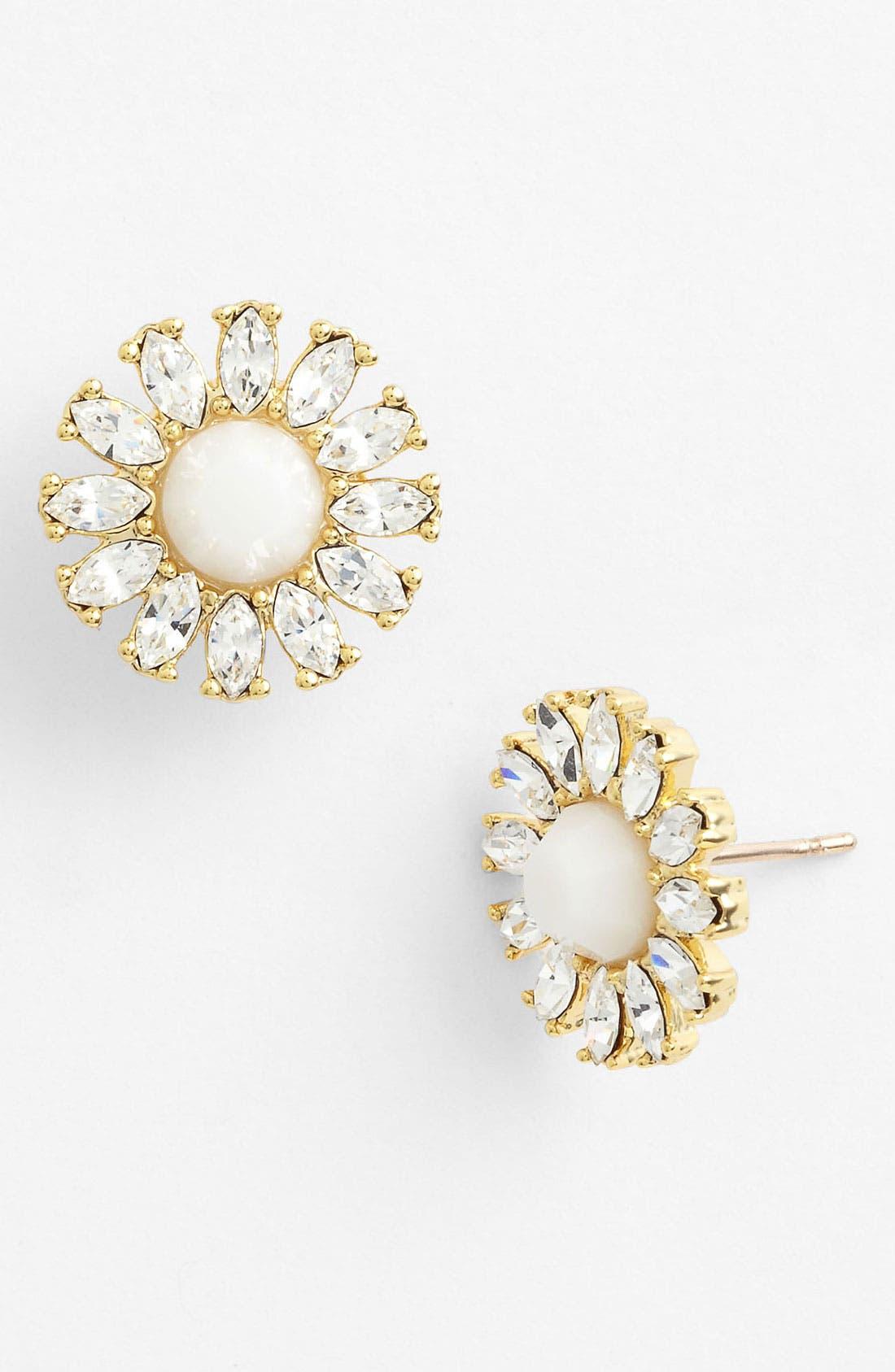 Alternate Image 1 Selected - kate spade new york 'estate garden' stud earrings