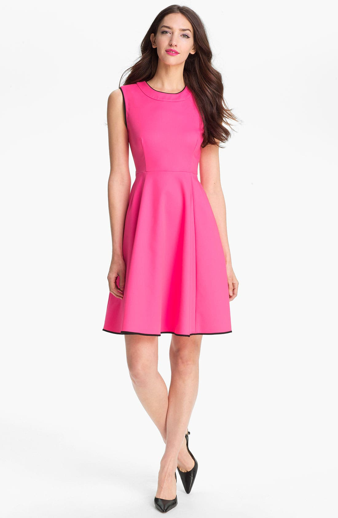 Alternate Image 1 Selected - kate spade new york 'carol' fit & flare dress