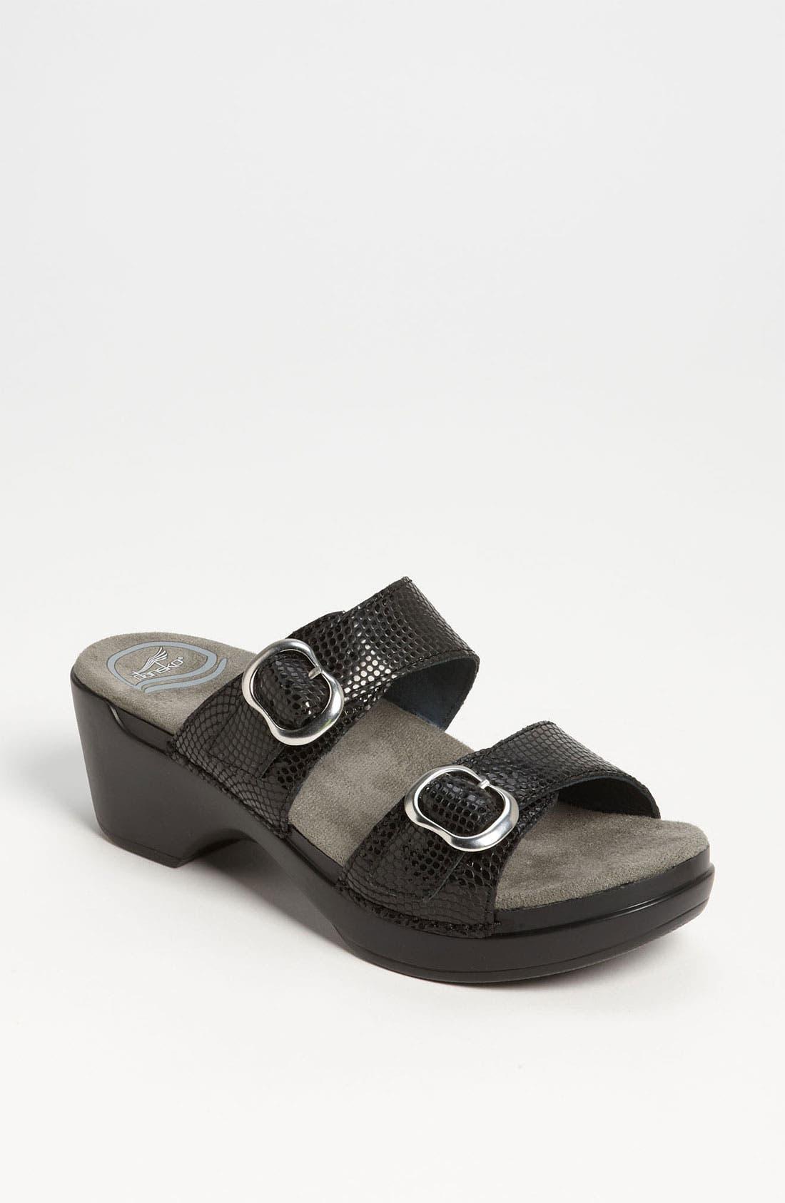 Alternate Image 1 Selected - Dansko 'Sophie' Sandal
