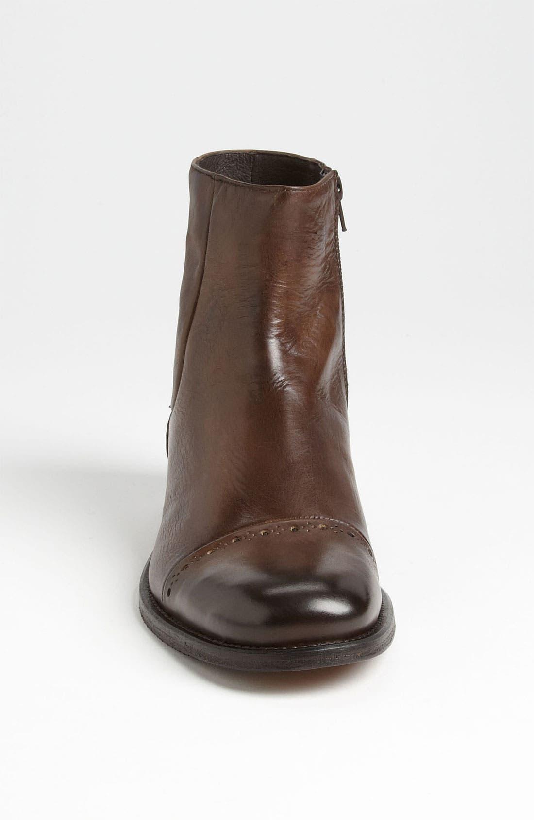 Alternate Image 3  - Bacco Bucci 'Dafne' Cap Toe Boot (Men)