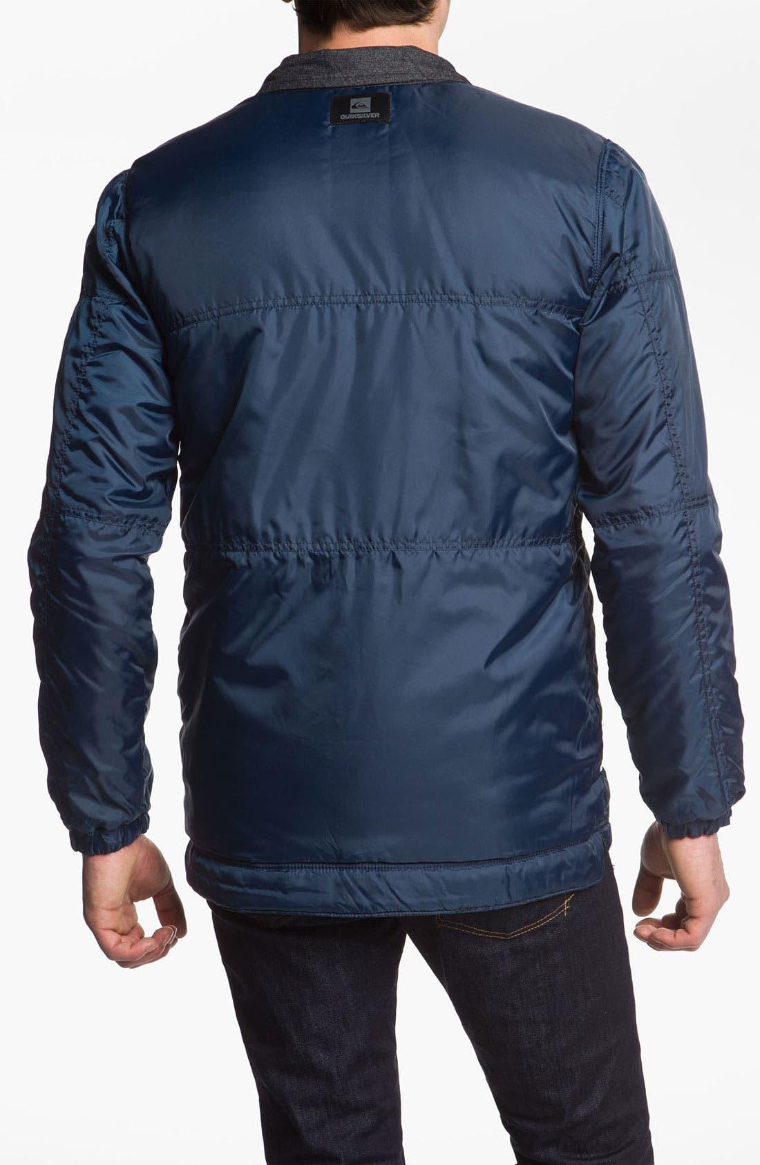 Alternate Image 5  - Quiksilver 'Convoy' Reversible Jacket