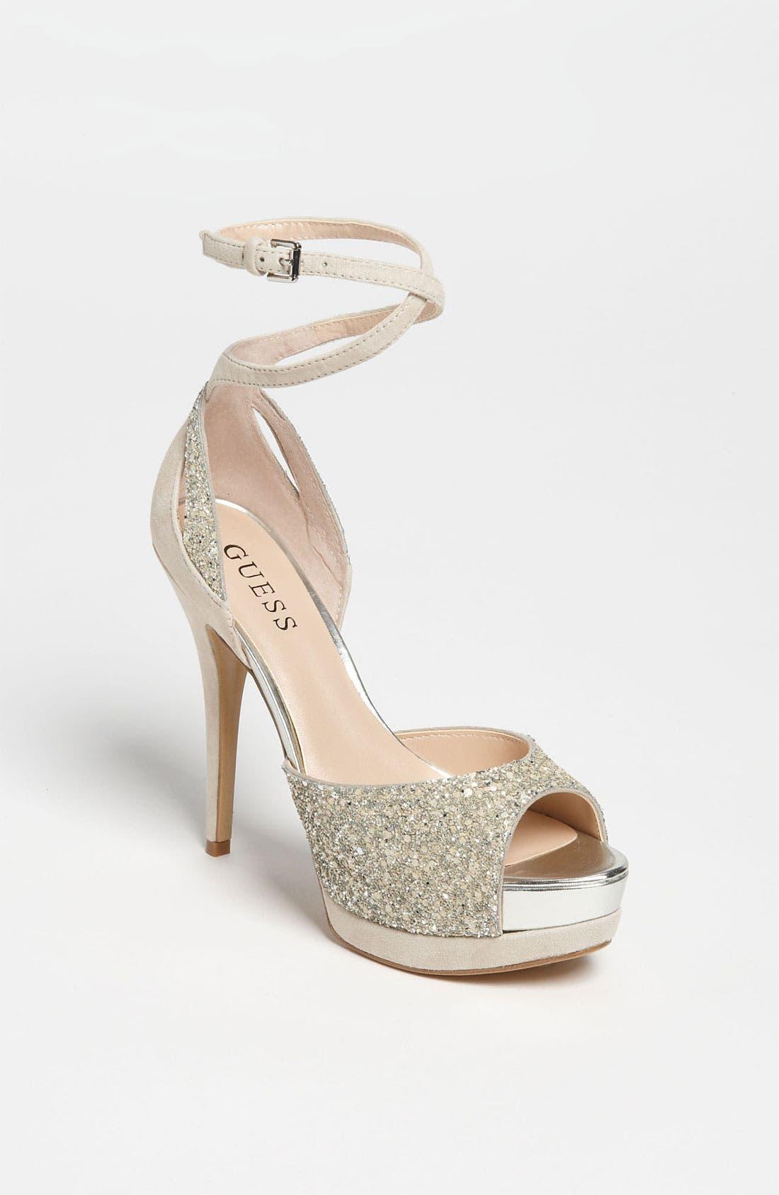 Main Image - GUESS 'Gabinoly' Sandal