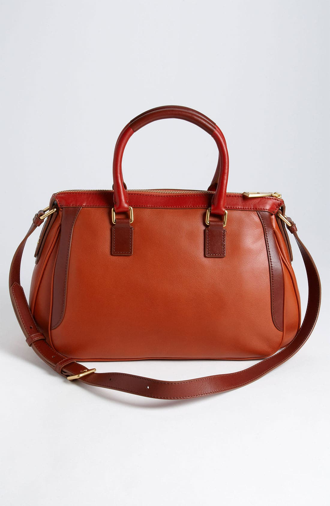 Alternate Image 4  - MARC BY MARC JACOBS 'The Ziplocker - Lo' Leather Satchel