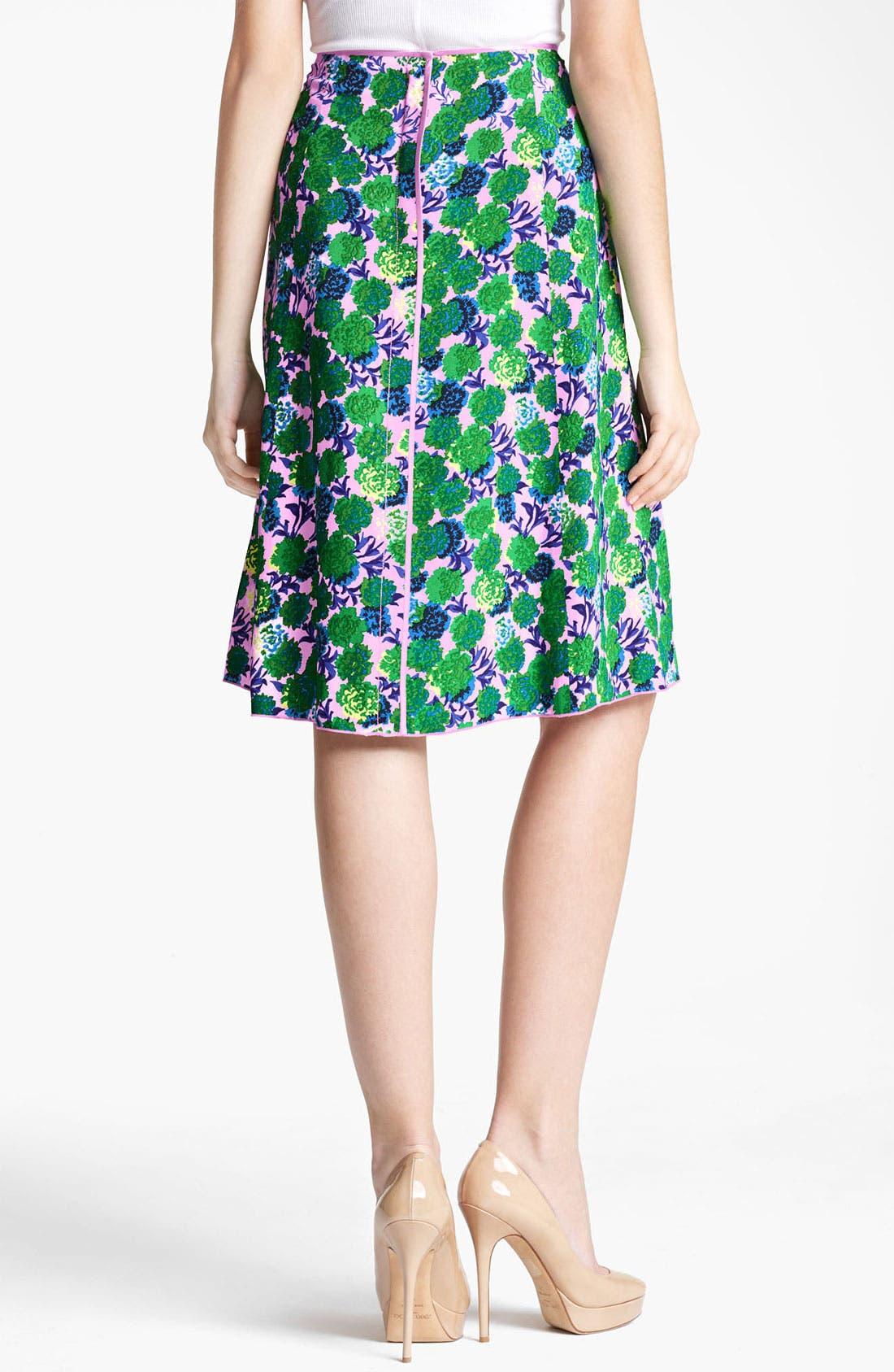 Alternate Image 2  - MARC JACOBS Floral Skirt