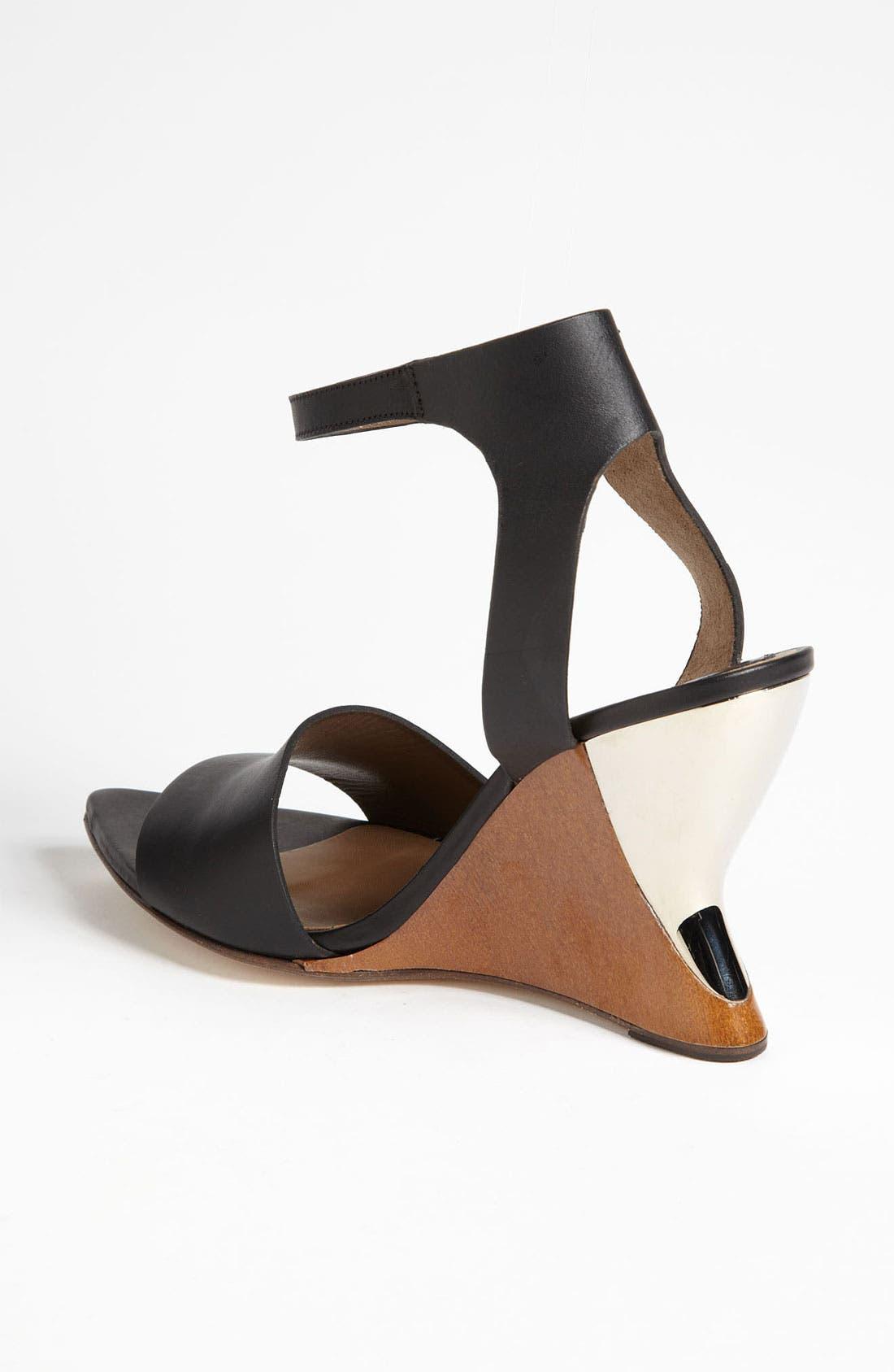Alternate Image 2  - Marni Wood Wedge Sandal
