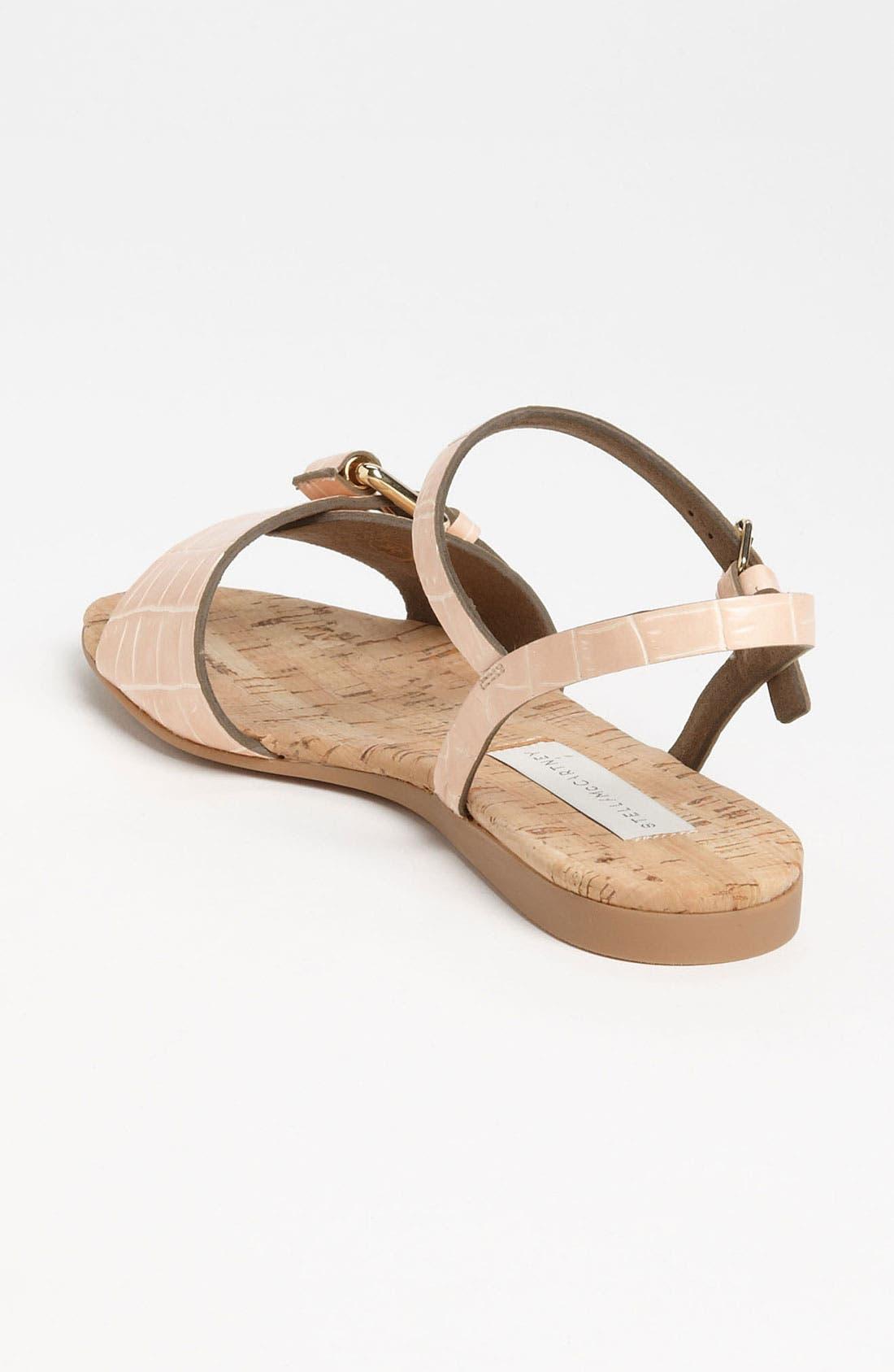 Alternate Image 2  - Stella McCartney Flat Sandal