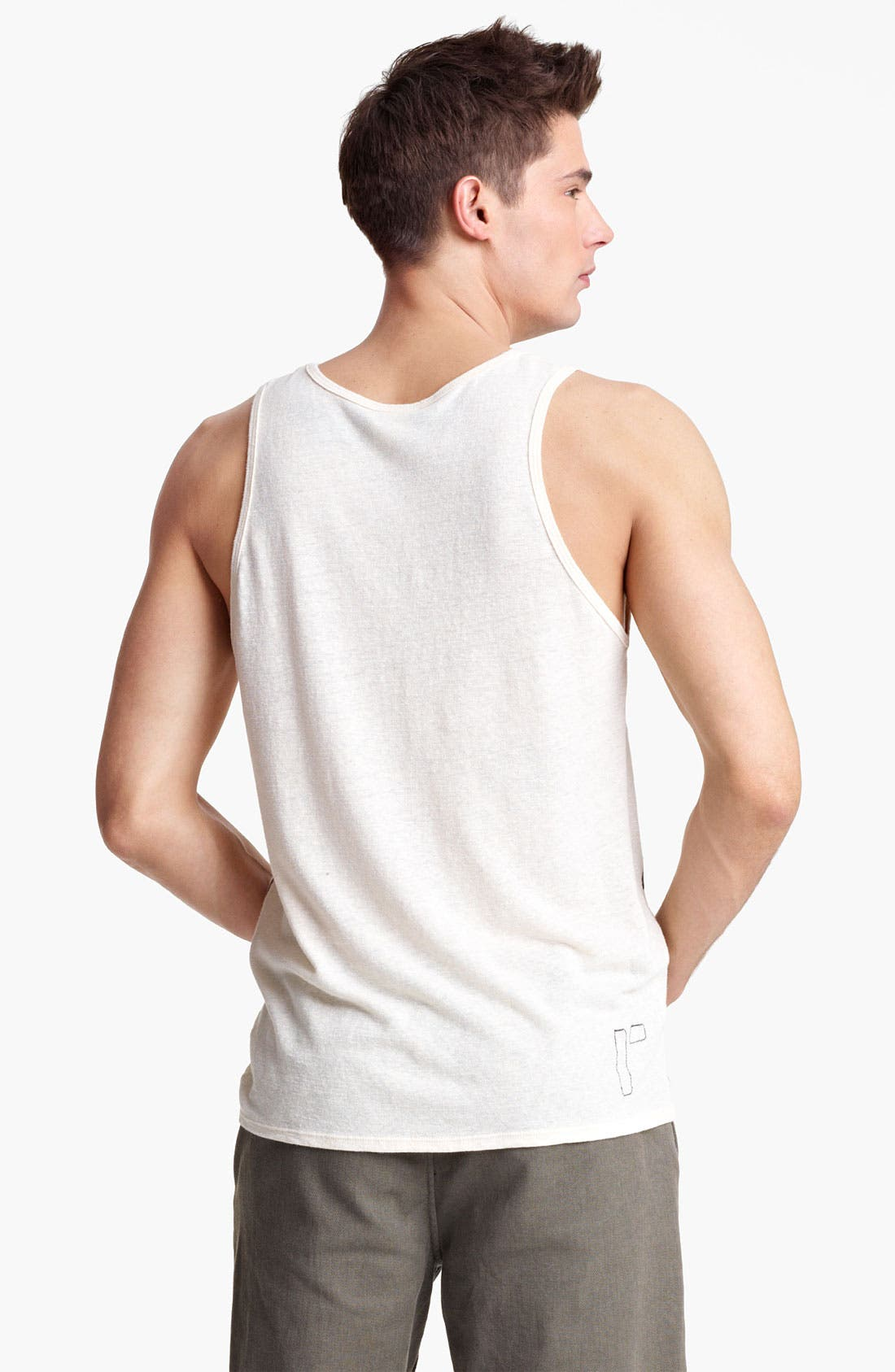 Alternate Image 2  - Rogan Roller Stripe Front Tank Top