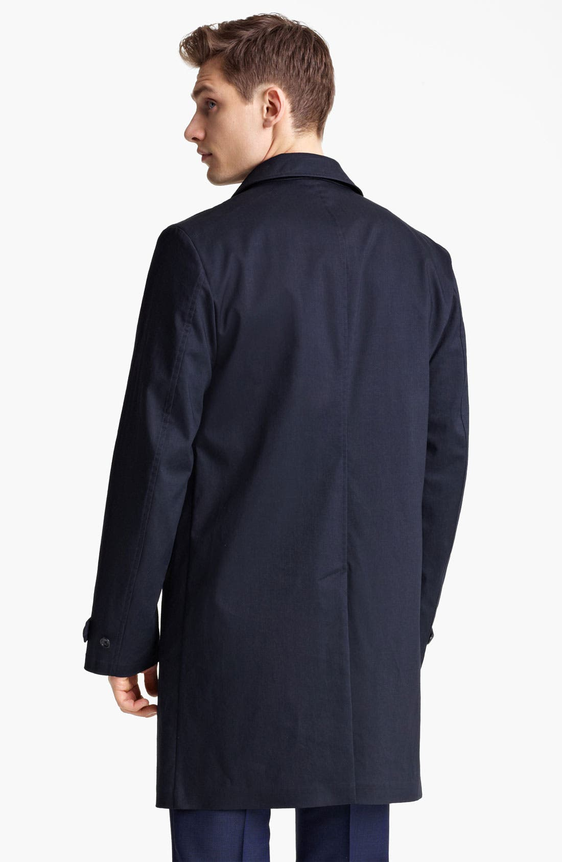Alternate Image 2  - Z Zegna Raincoat