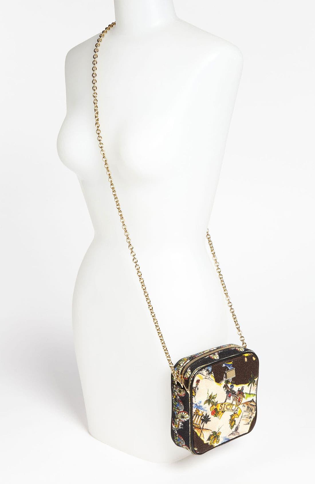 Alternate Image 2  - Dolce&Gabbana 'Miss Glam - Sicily' Crossbody Bag