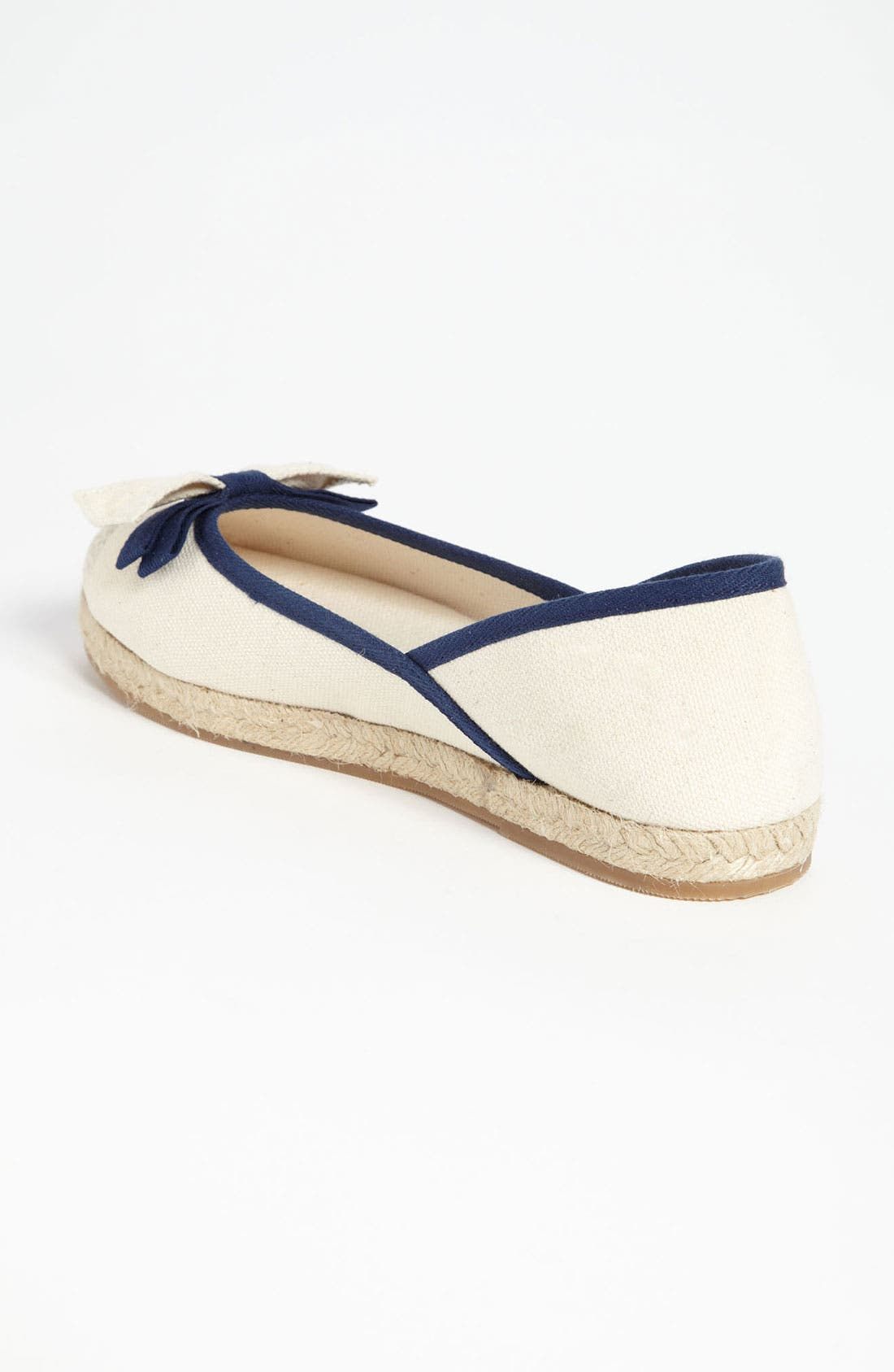 Alternate Image 2  - RED Valentino Canvas Flat