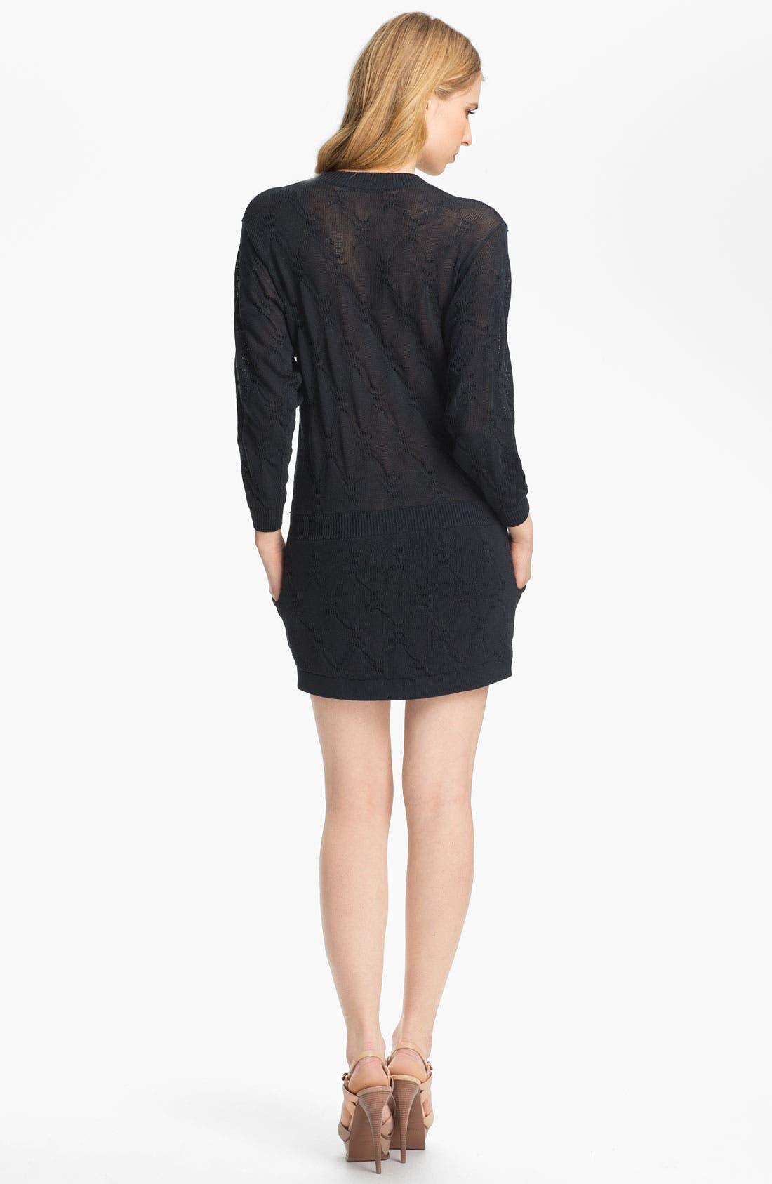 Alternate Image 2  - Theyskens' Theory 'Kumila Ymalfi' Silk Knit Dress