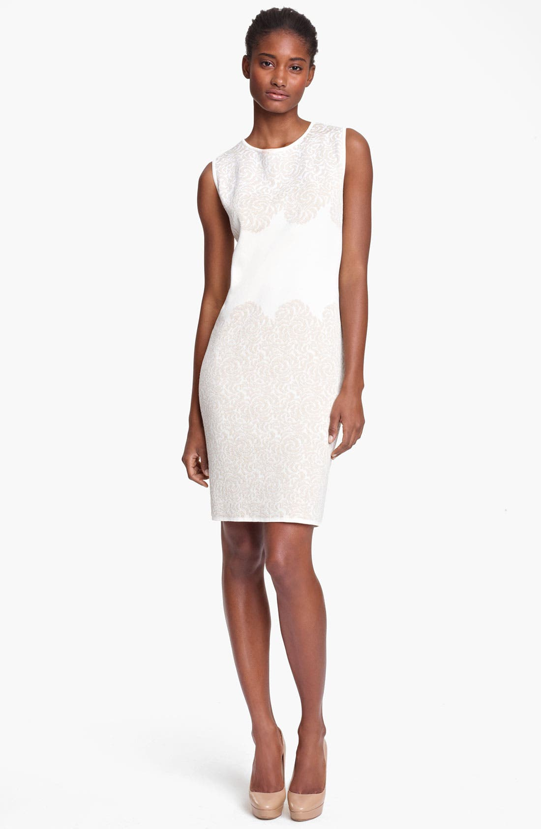 Alternate Image 1 Selected - Max Mara 'Emma' Sleeveless Knit Dress