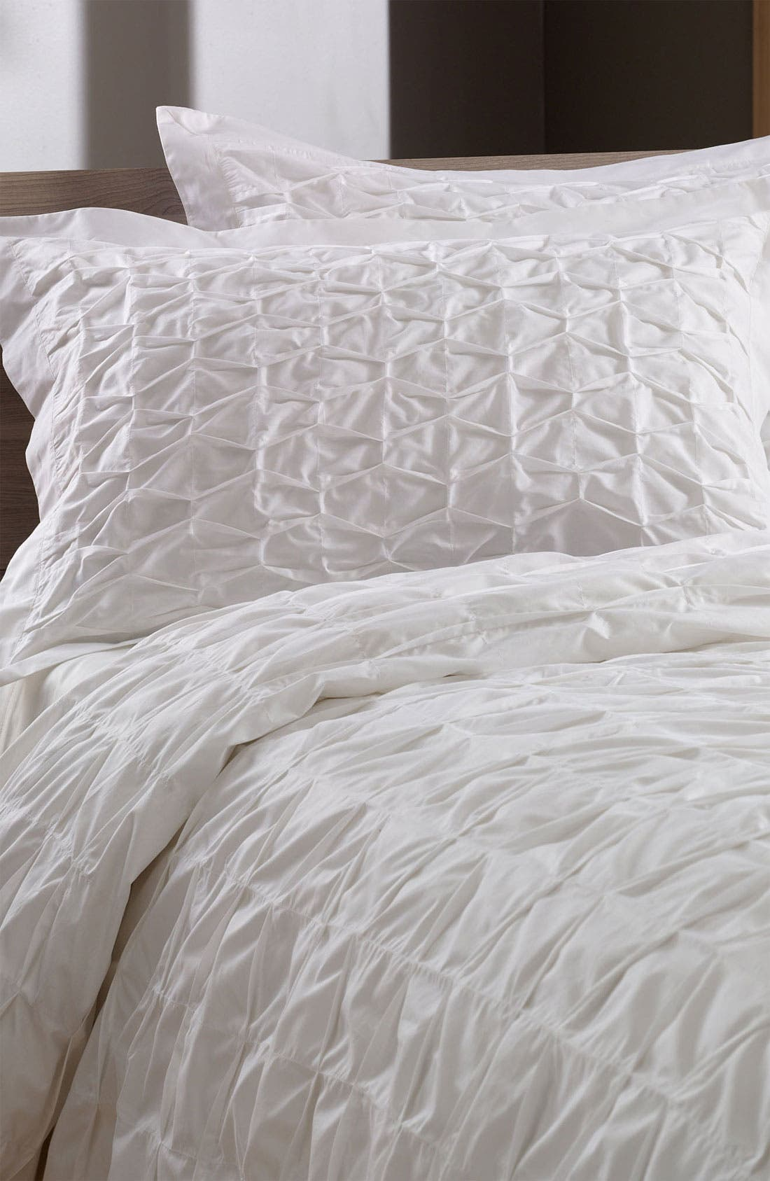 Alternate Image 1 Selected - Nordstrom at Home Box Pleat Sham