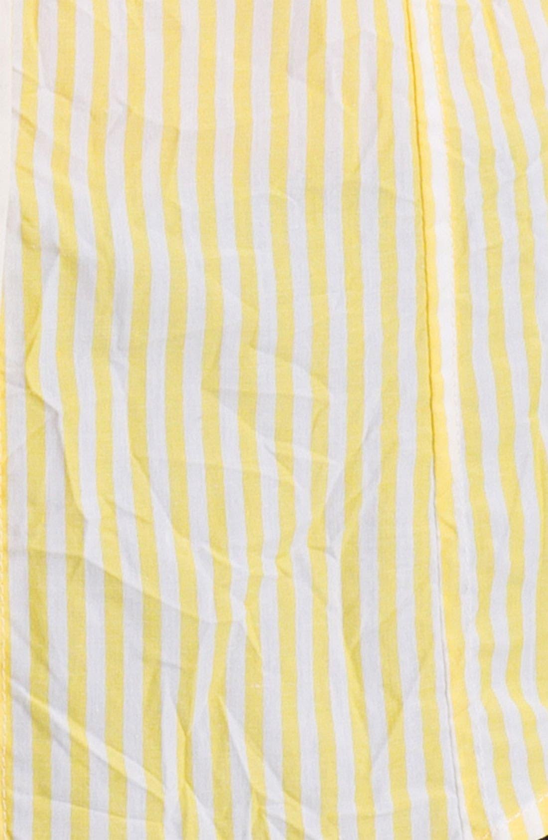 Alternate Image 3  - MICHAEL Michael Kors Stripe Shirt