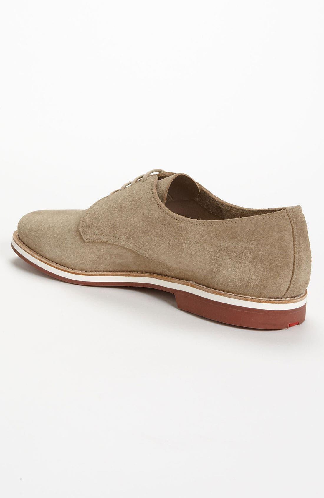 Alternate Image 2  - Prada Suede Buck Shoe