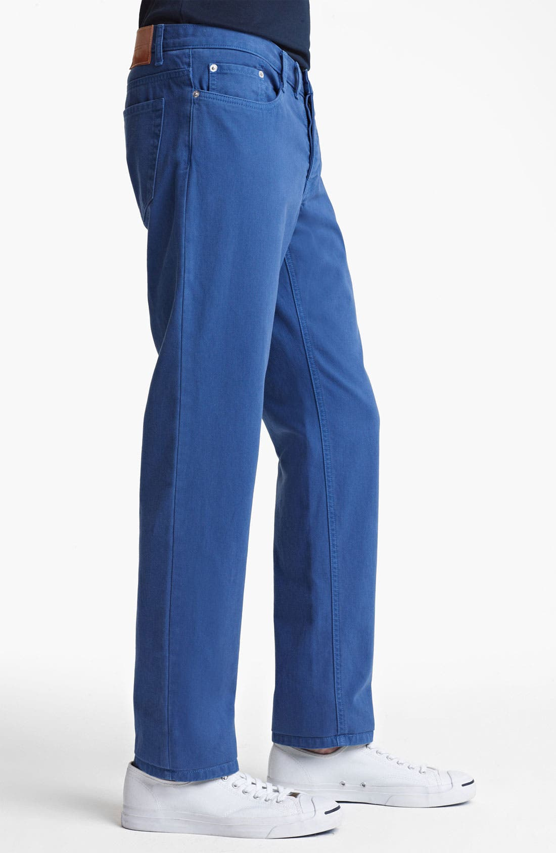 Alternate Image 3  - Shipley & Halmos 'Rhodes' Slim Straight Leg Pants