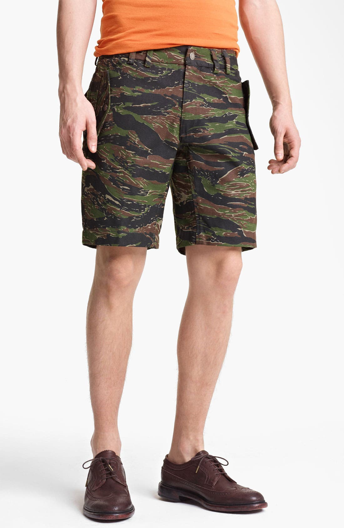 Alternate Image 1 Selected - Field Scout 'Recon' Camo Shorts