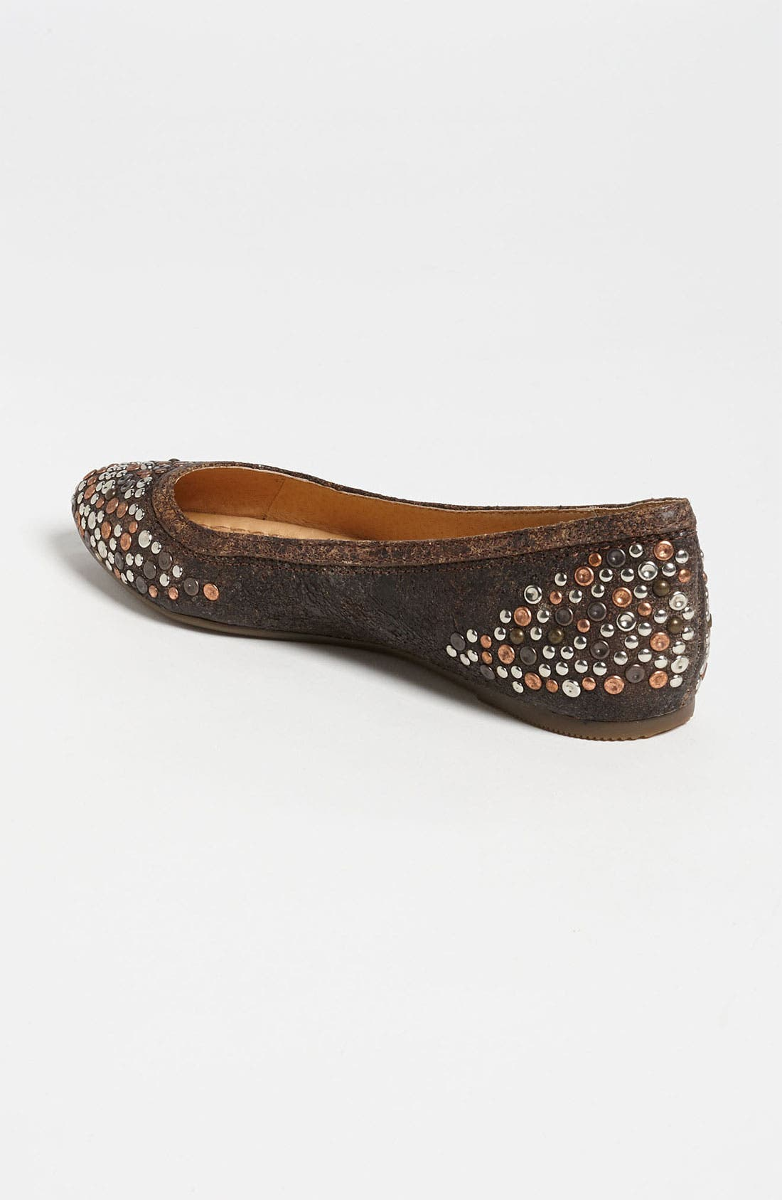 Alternate Image 2  - Frye 'Regina' Studded Flat