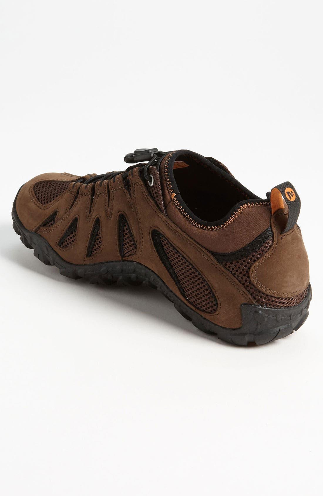 Alternate Image 2  - Merrell 'Chameleon 4 Stretch' Waterproof Hiking Shoe (Men)