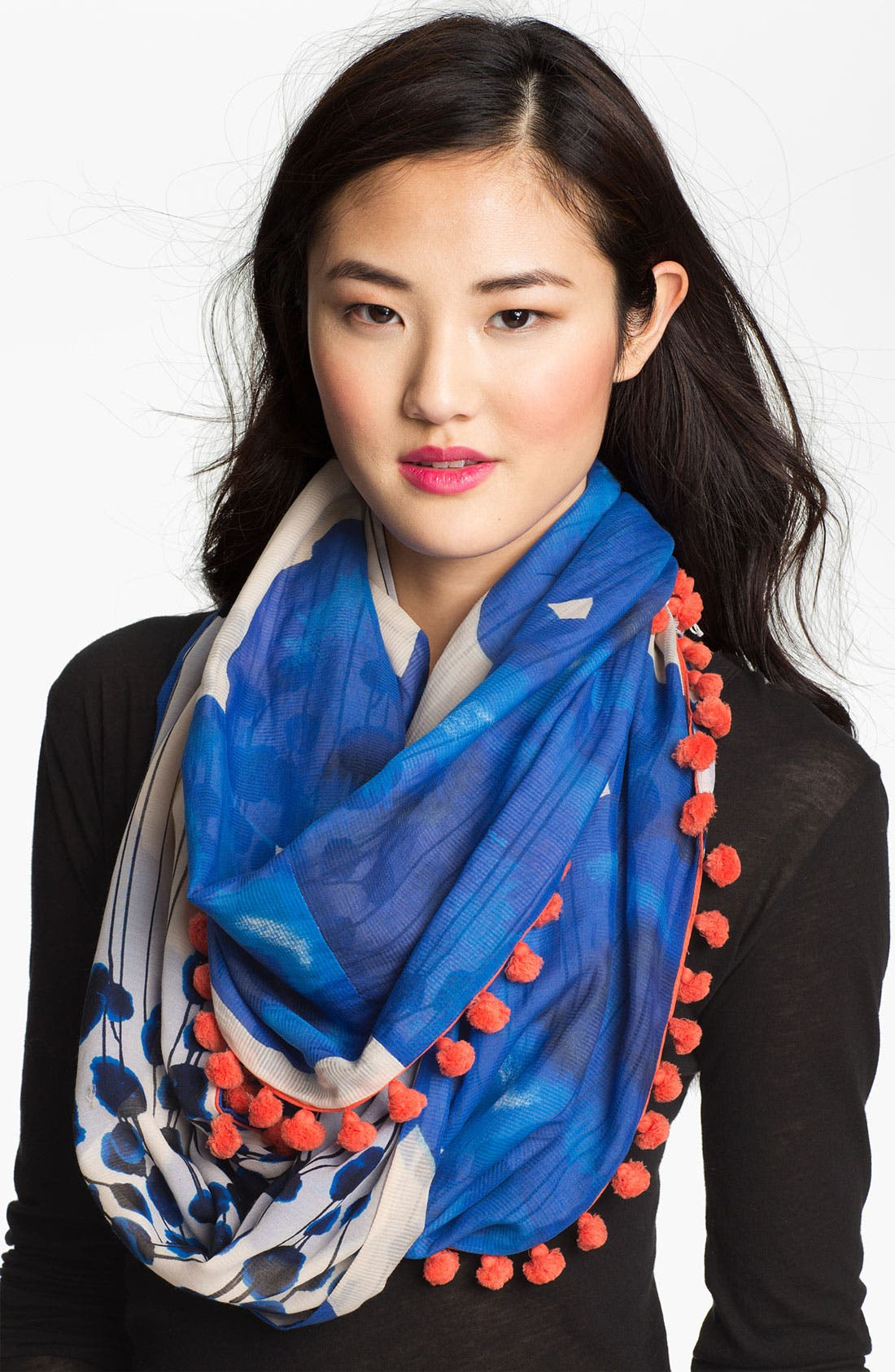 Alternate Image 1 Selected - Diane von Furstenberg Infinity Scarf