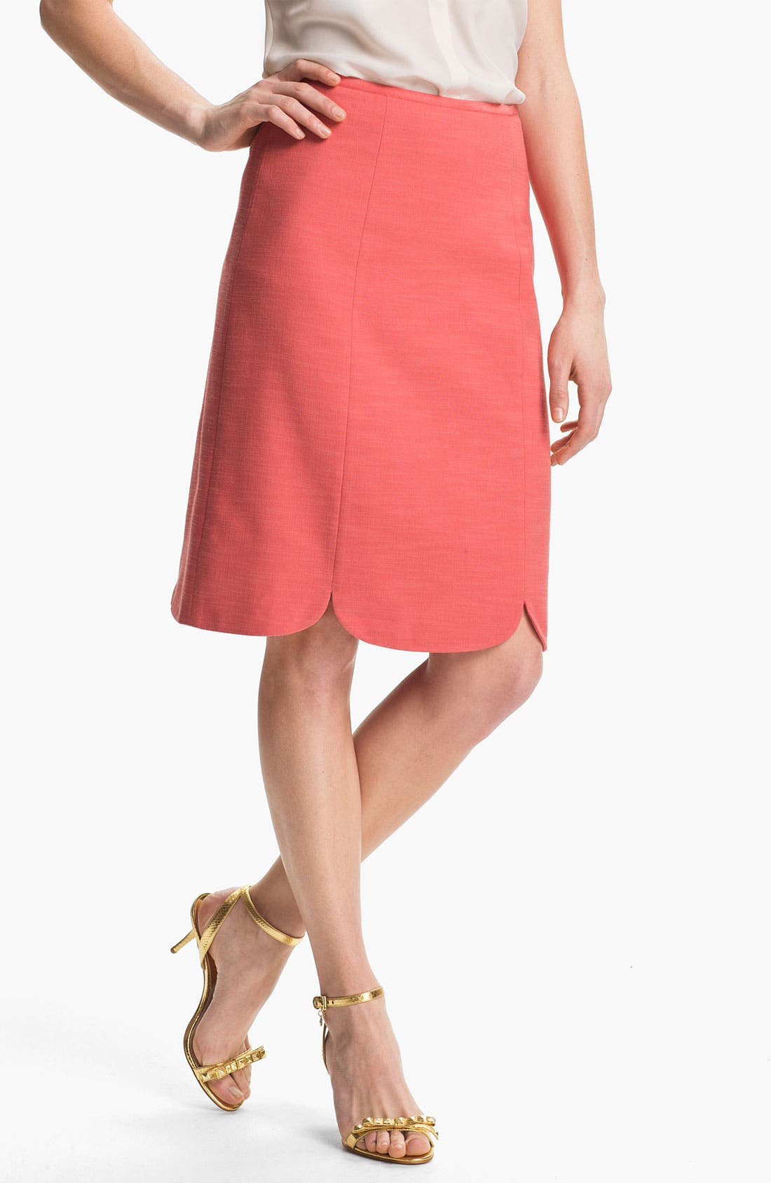 Alternate Image 1 Selected - Nic + Zoe 'Tulip' Skirt