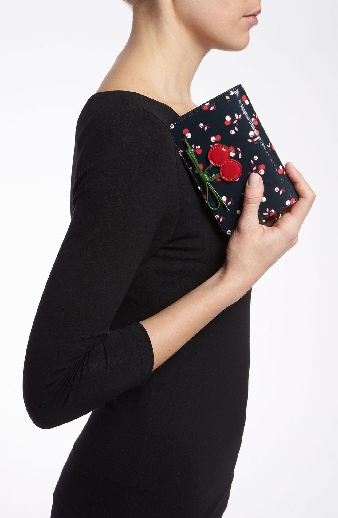 Alternate Image 2  - RED Valentino 'Cherry - Small' Wallet