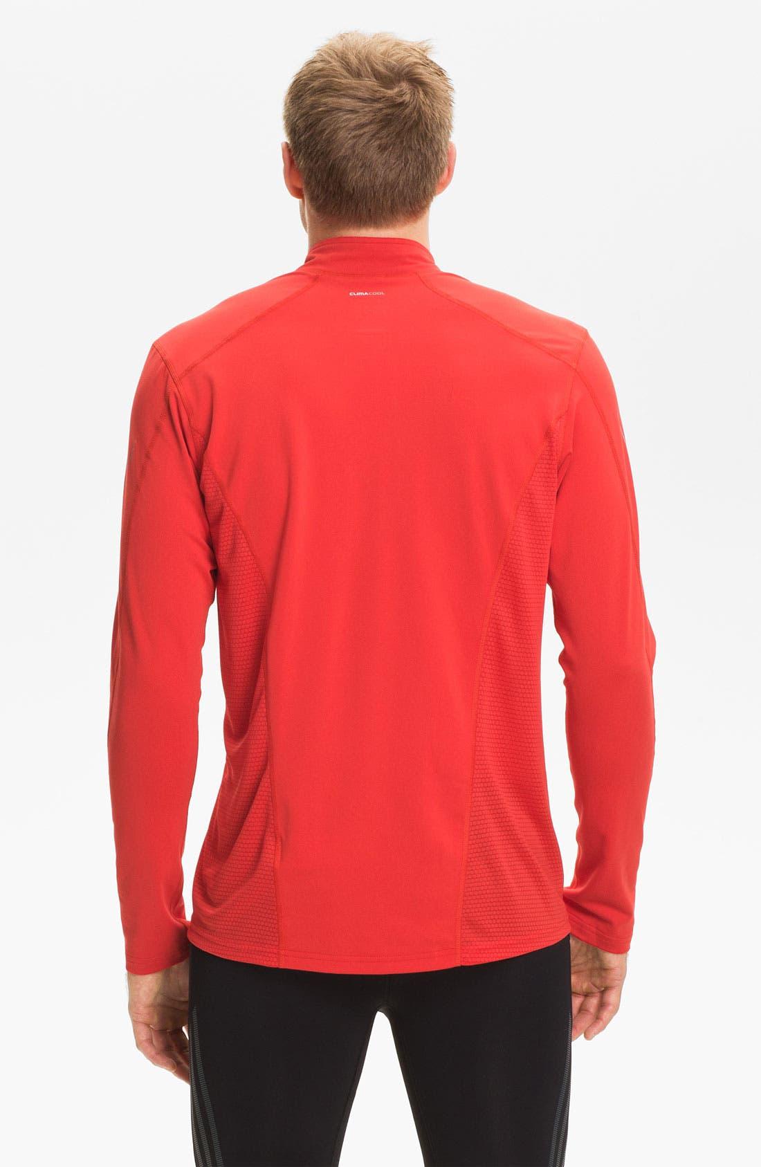 Alternate Image 2  - adidas 'Sequencials' Half-Zip Top