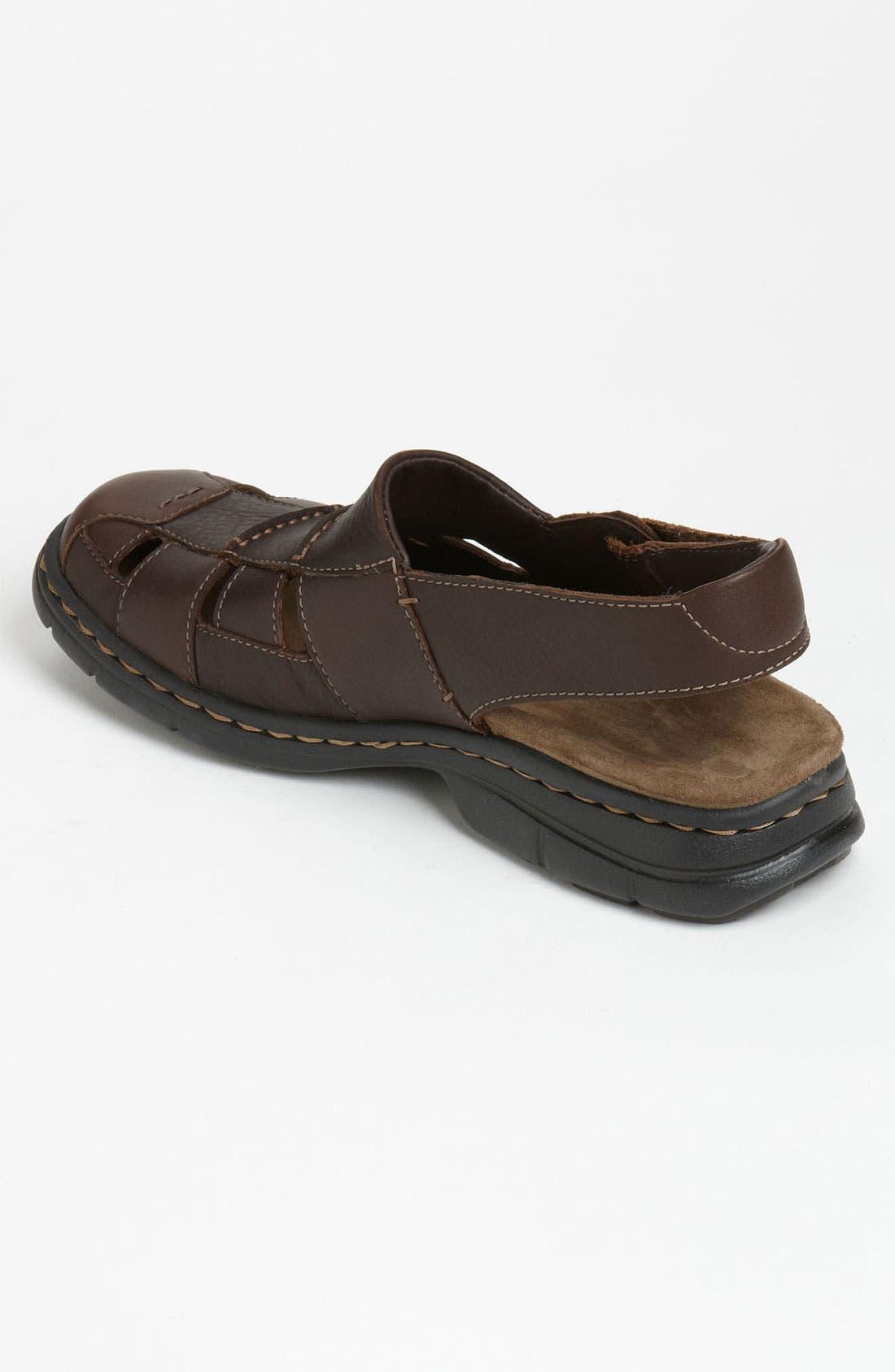Alternate Image 2  - Dunham 'Monterey' Sandal