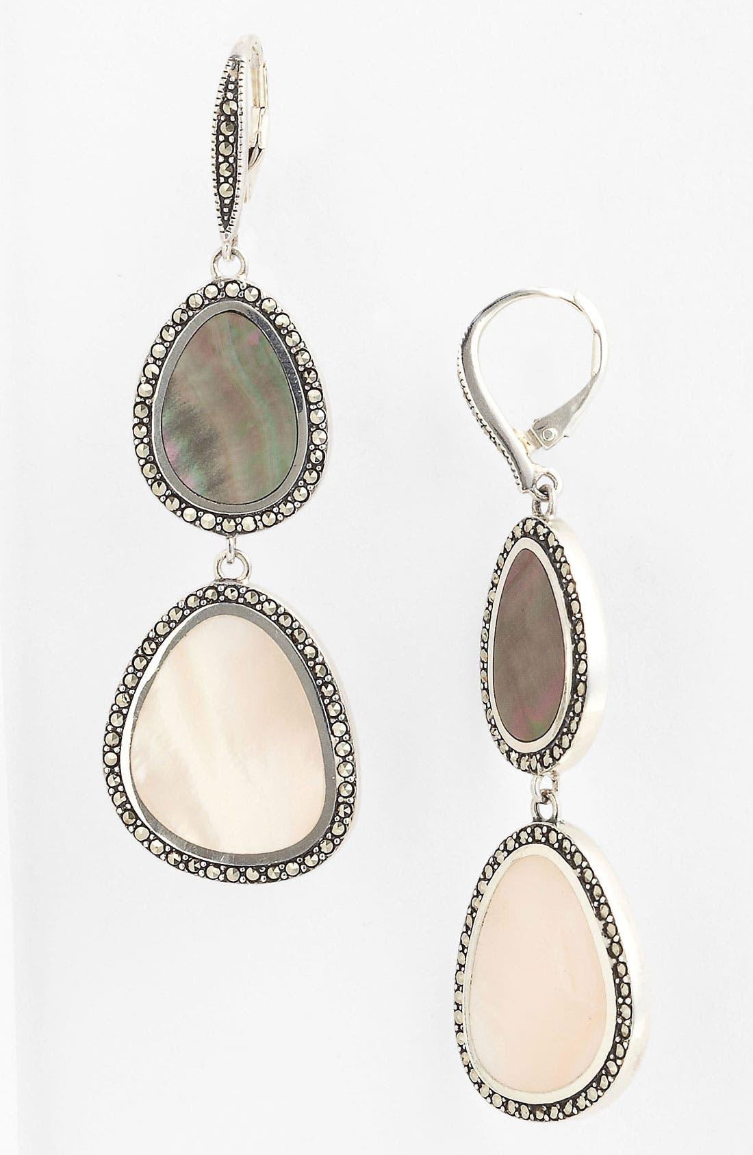Main Image - Judith Jack Drop Earrings