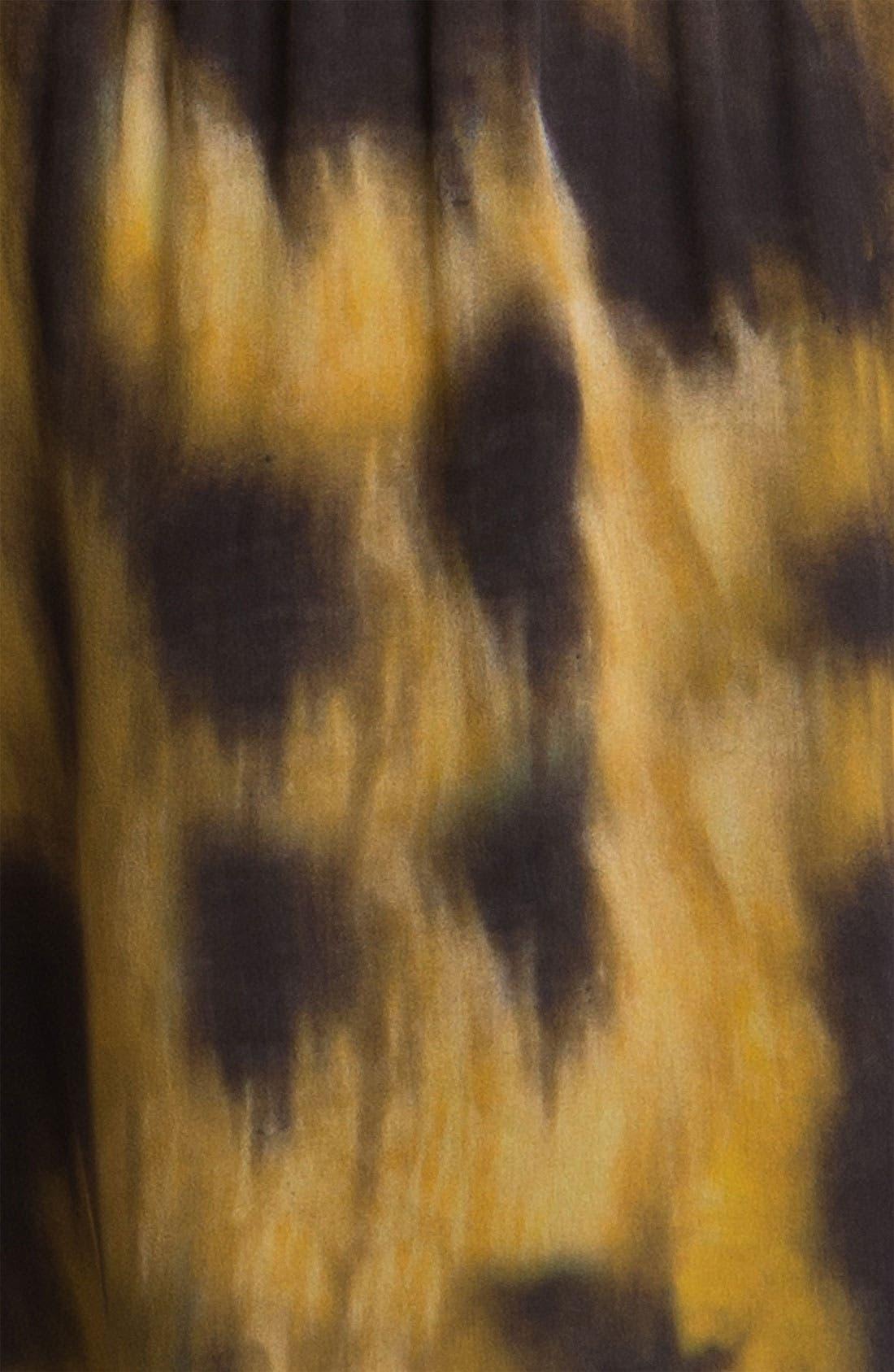 Alternate Image 3  - Alice + Olivia 'Jillianne' Print Blouson Dress