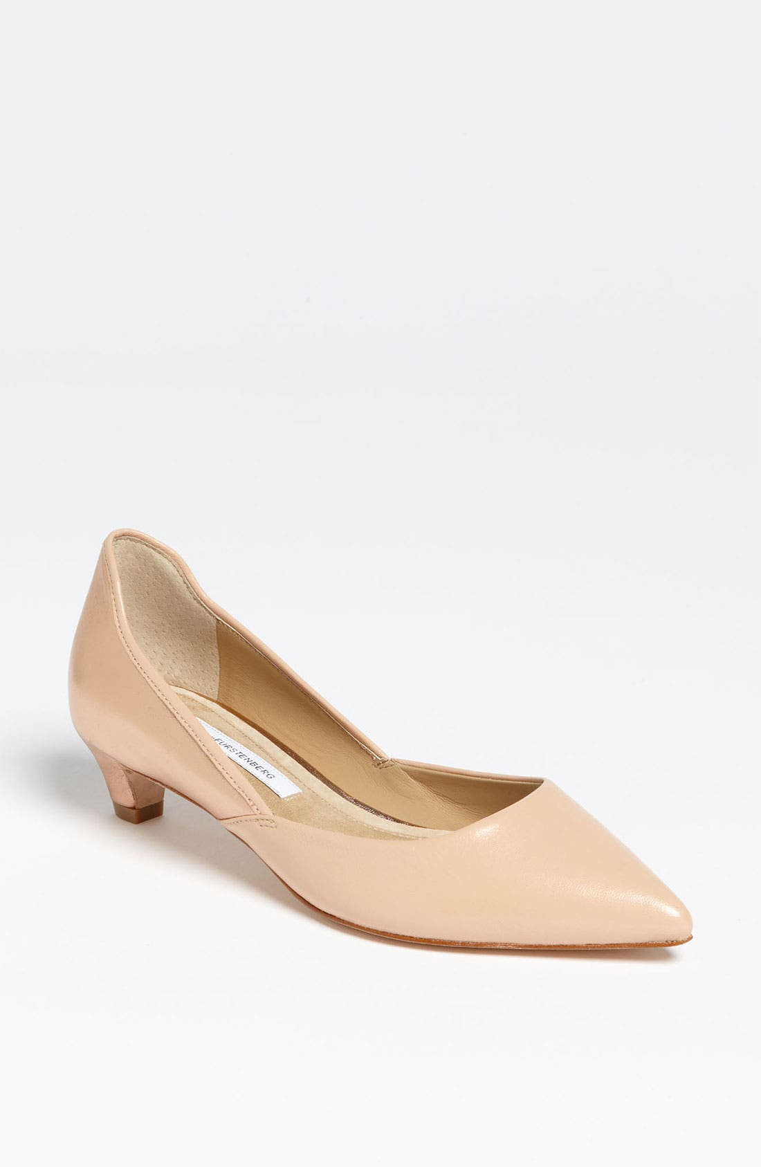Alternate Image 1 Selected - Diane von Furstenberg 'Alice' Pump (Online Only)