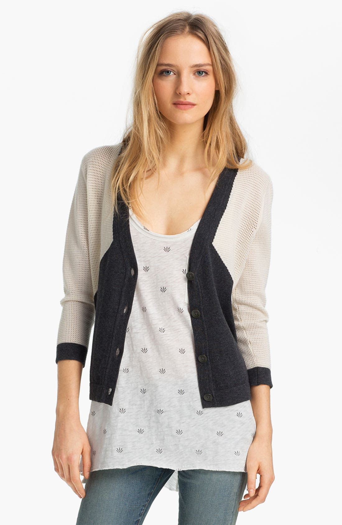 Alternate Image 2  - rag & bone 'Carla' Cardigan