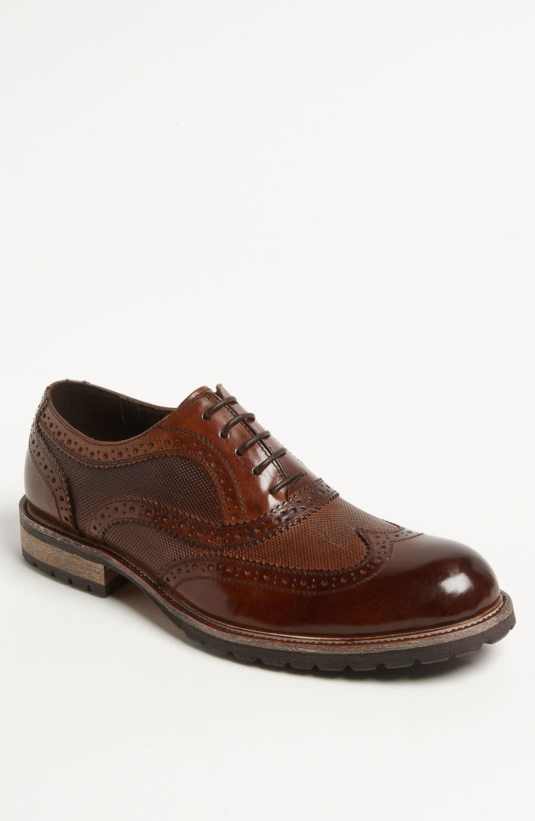 Alternate Image 1 Selected - Steve Madden 'Persey' Wingtip