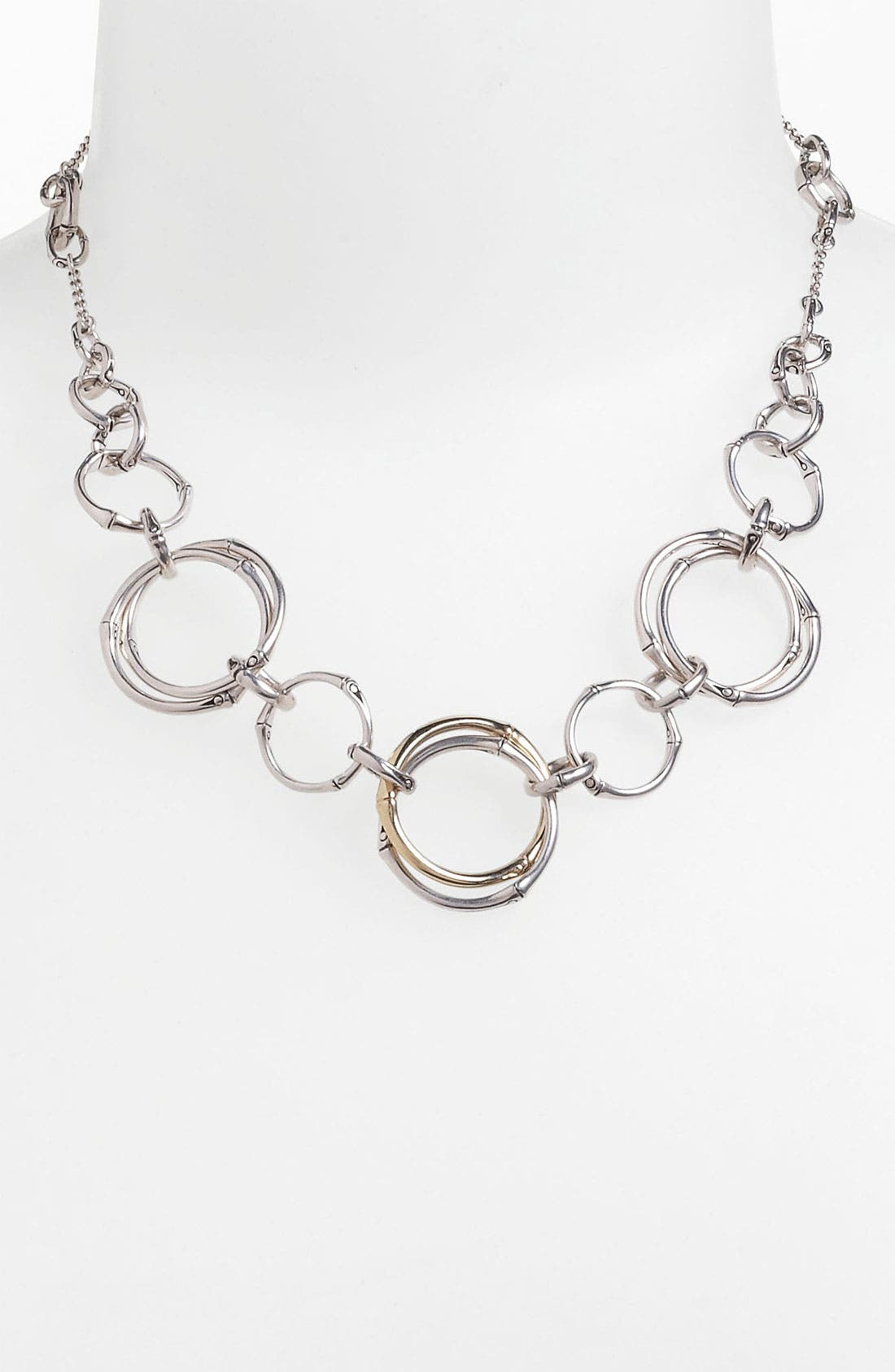 Alternate Image 1 Selected - John Hardy 'Bamboo' Frontal Necklace