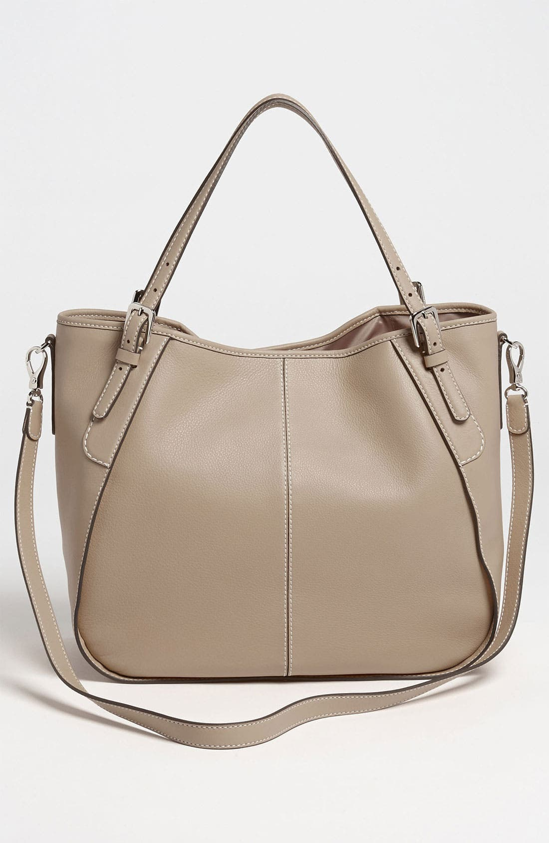 Alternate Image 4  - Tod's 'New G - Medium' Leather Shoulder Bag