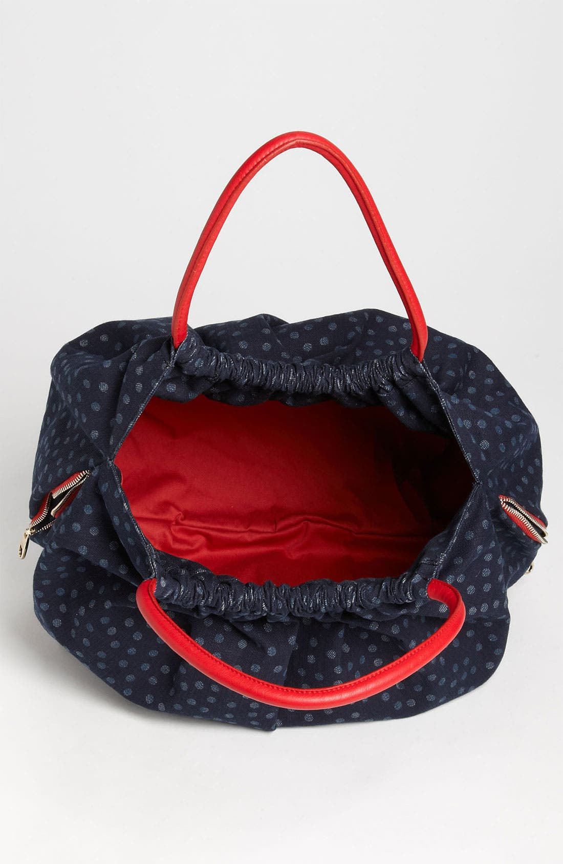 Alternate Image 3  - RED Valentino Denim Hobo