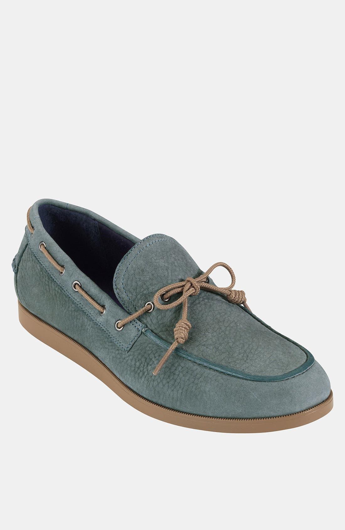 Alternate Image 1 Selected - Cole Haan 'Air Mason' Boat Shoe   (Men)