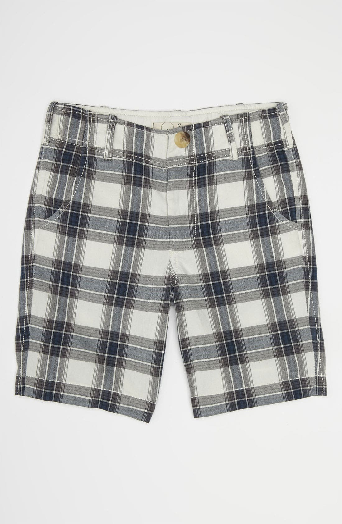 Alternate Image 1 Selected - Peek 'Montauk Hampton' Shorts (Toddler, Little Boys & Big Boys)