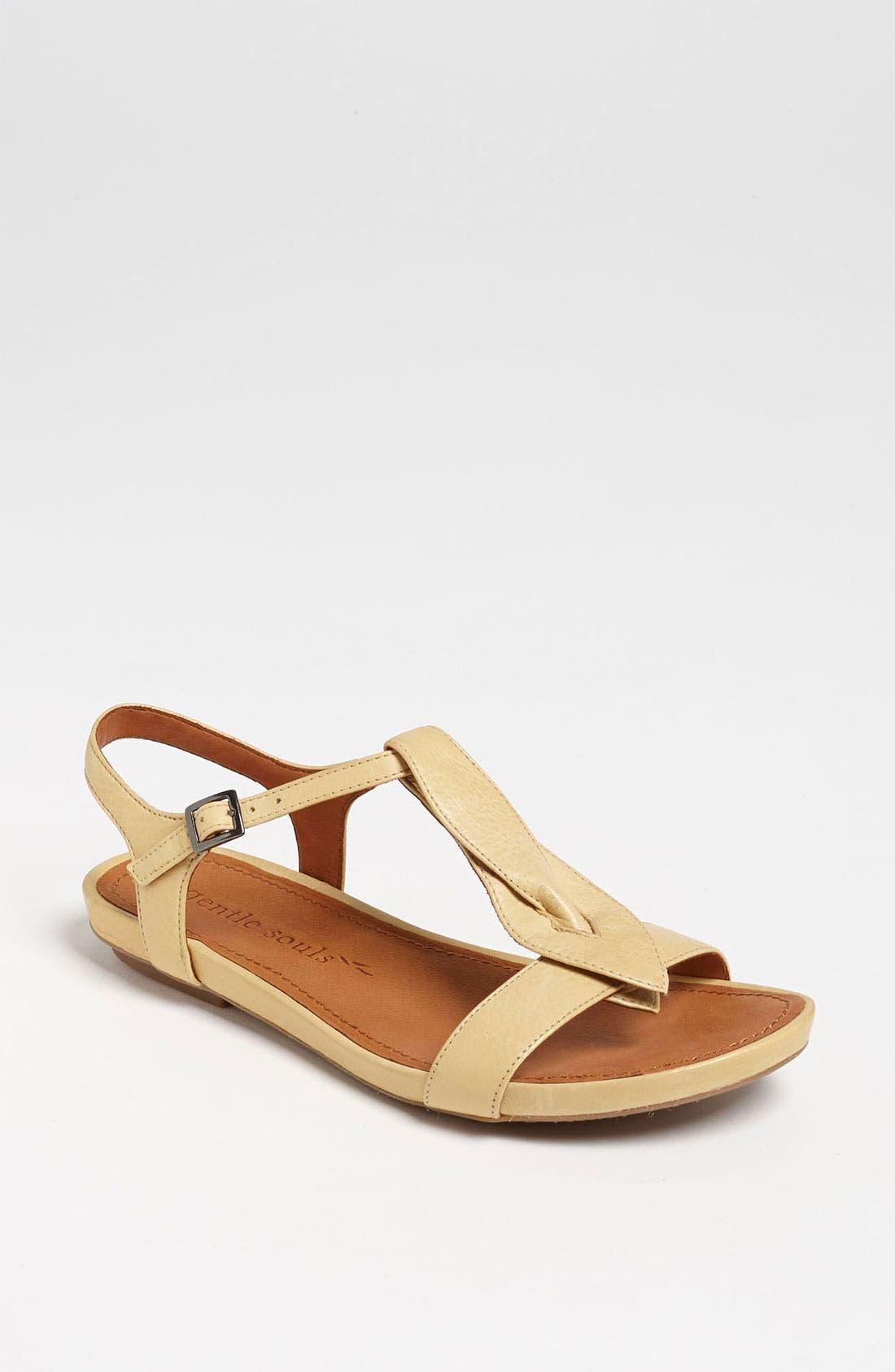 Main Image - Gentle Souls 'Bless Pine' Sandal