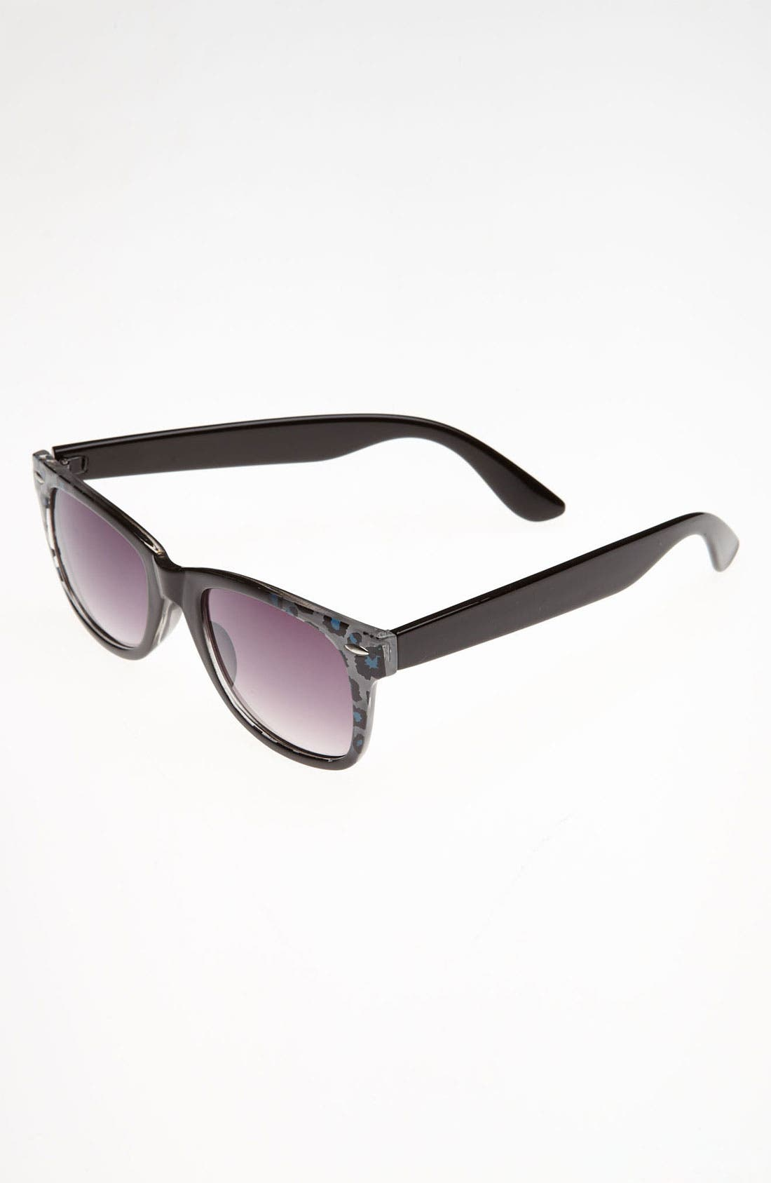 Alternate Image 1 Selected - Icon Eyewear 'Leopard' Sunglasses (Girls)