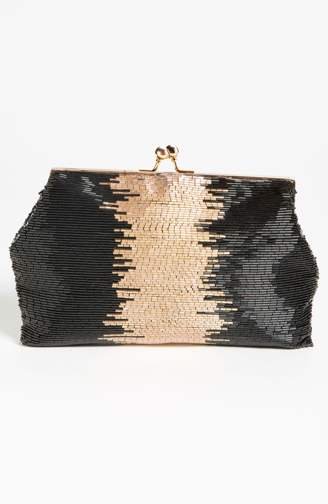 Alternate Image 4  - Tasha 'Badge' Beaded Clutch