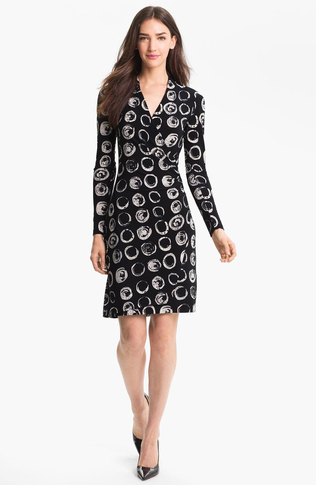 Alternate Image 1 Selected - KAMALIKULTURE Side Draped Dress