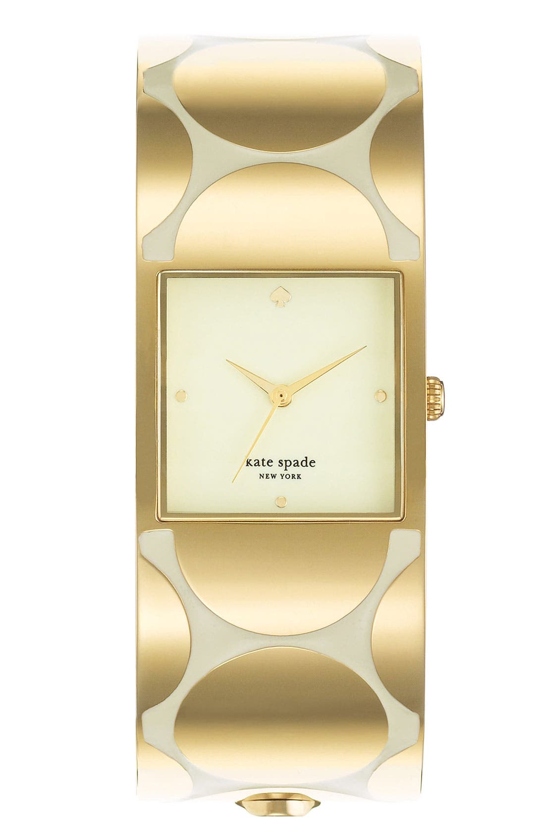 Alternate Image 1 Selected - kate spade new york 'delacorte' bangle watch