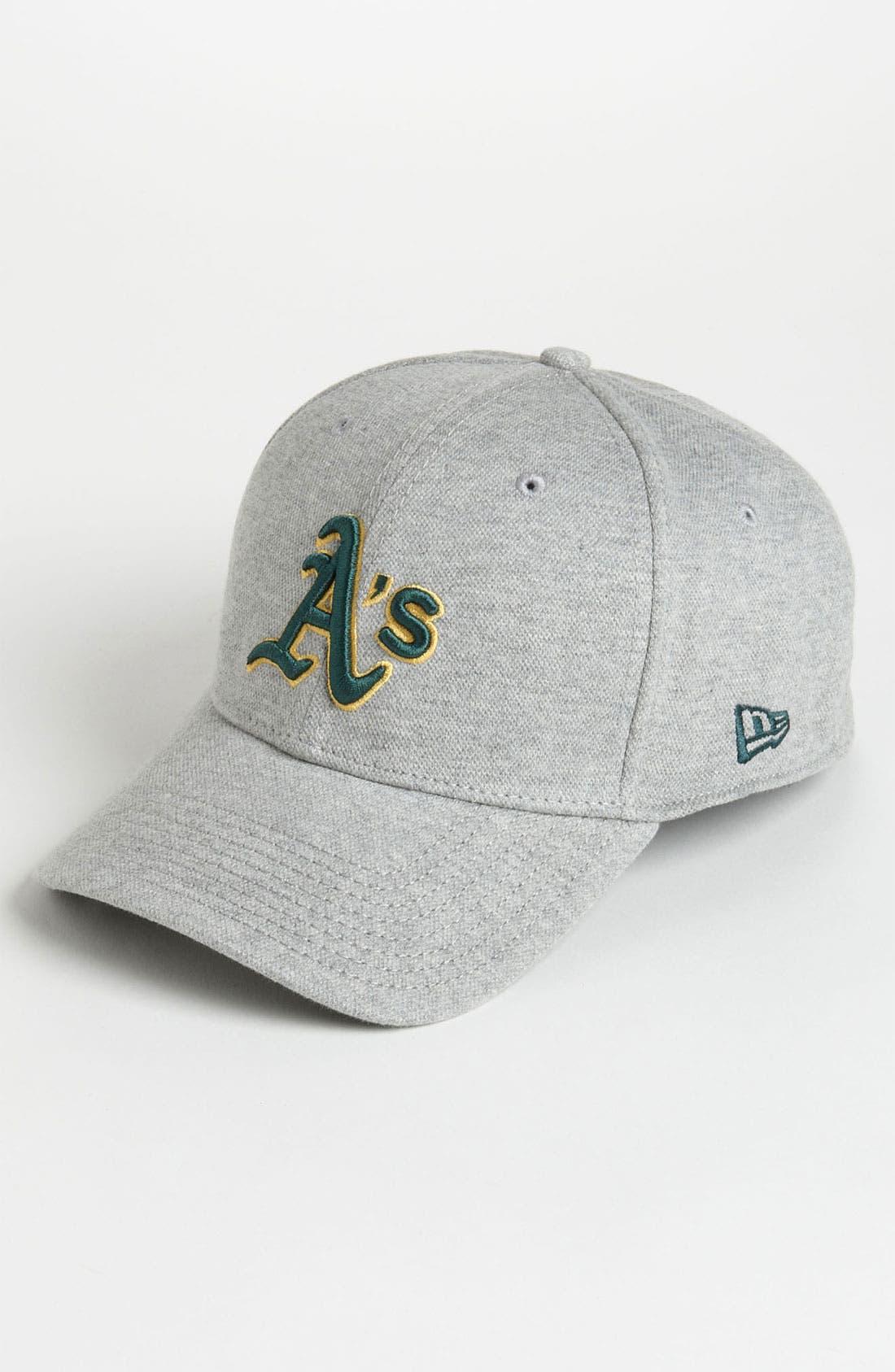 Main Image - New Era Cap 'Spring Stretch - Oakland Athletics' Baseball Cap