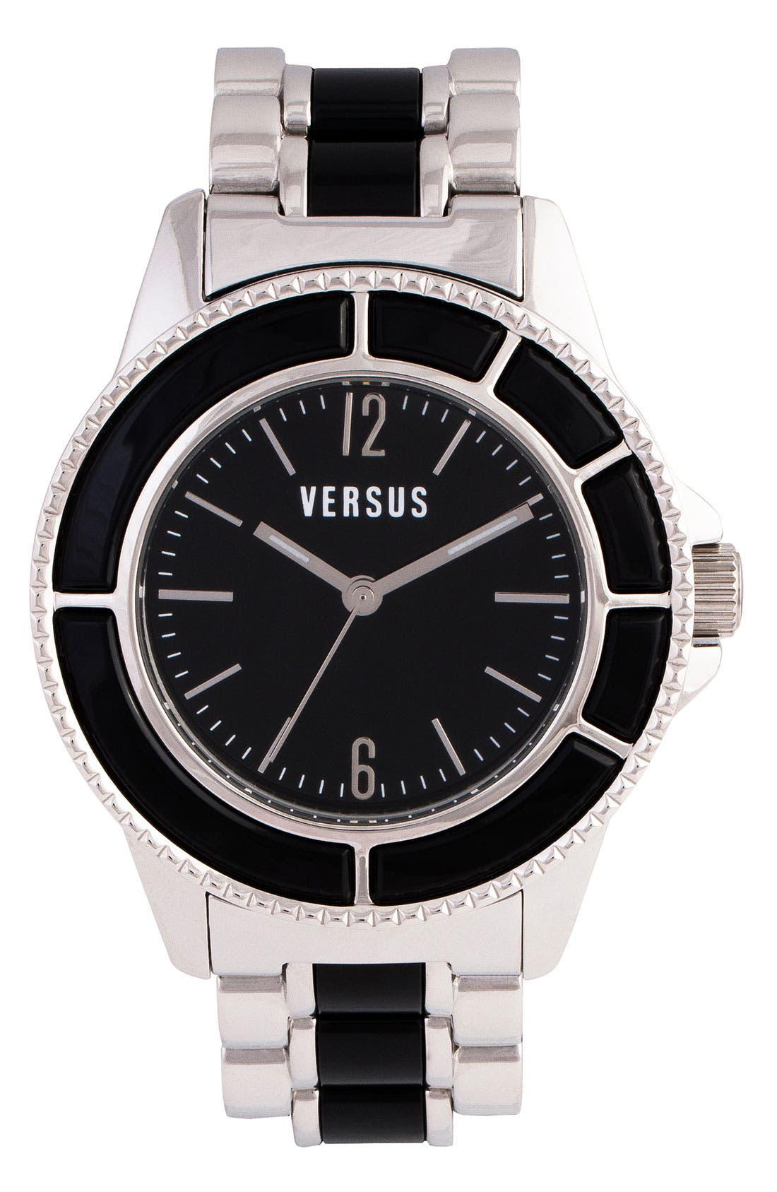 Alternate Image 1 Selected - VERSUS by Versace 'Tokyo' Bracelet Watch, 42mm