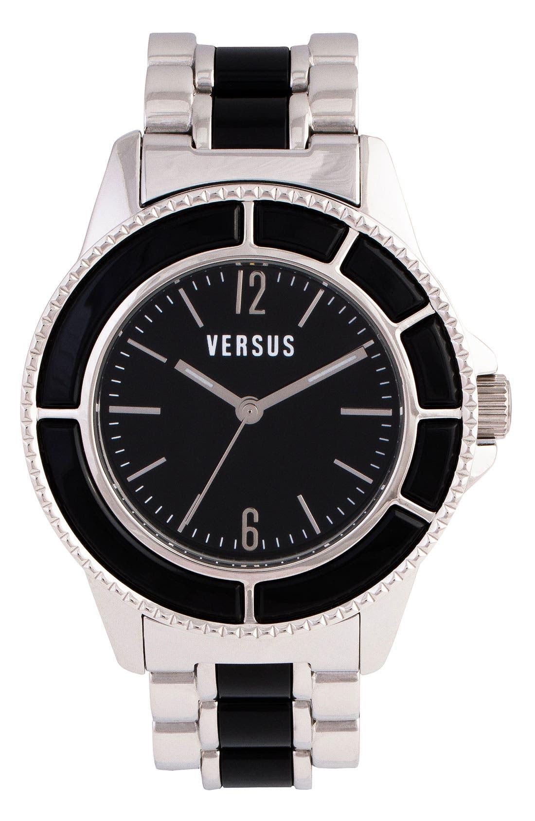 Main Image - VERSUS by Versace 'Tokyo' Bracelet Watch, 42mm